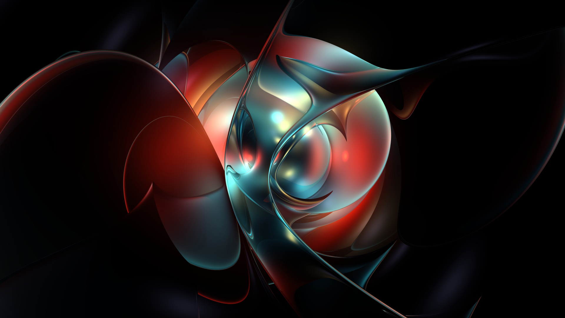 3D Abstract 244.29 Kb