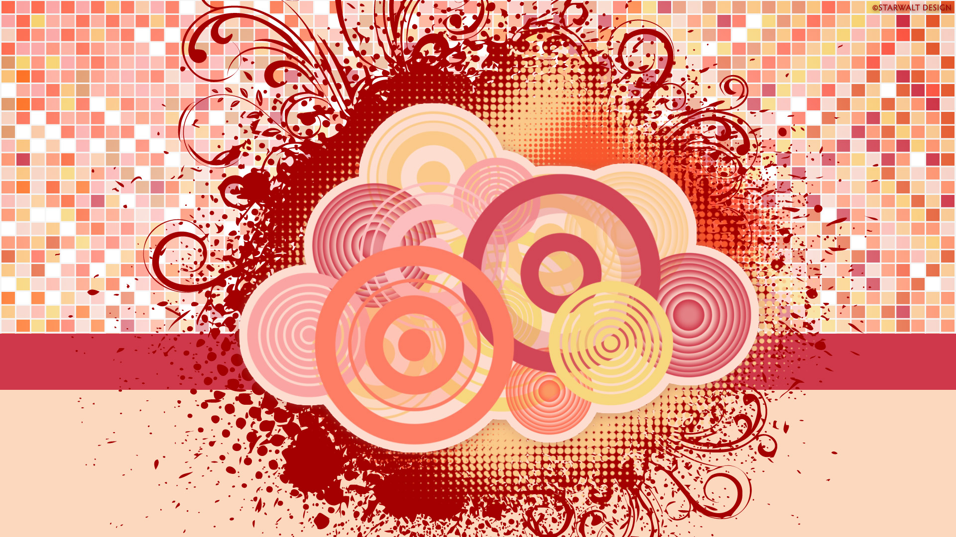 Vector Rounds 356.13 Kb