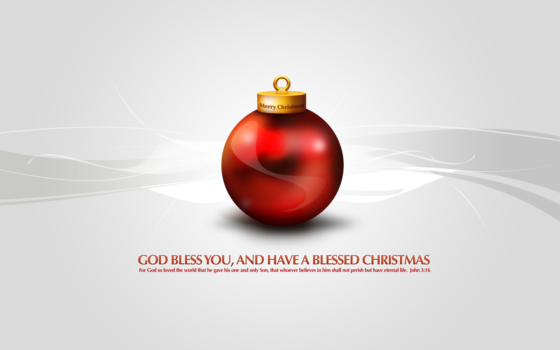 Merry Christmas God Bless You 197.94 Kb