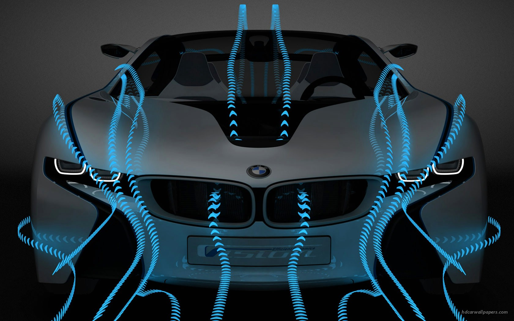 BMW Vision Efficient Dynamics Concept 8 222.73 Kb