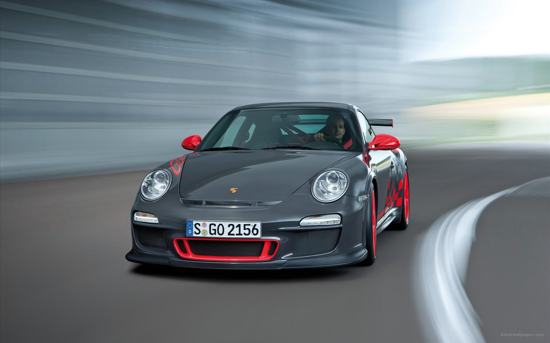2010 Prosche 911 GT3 RS