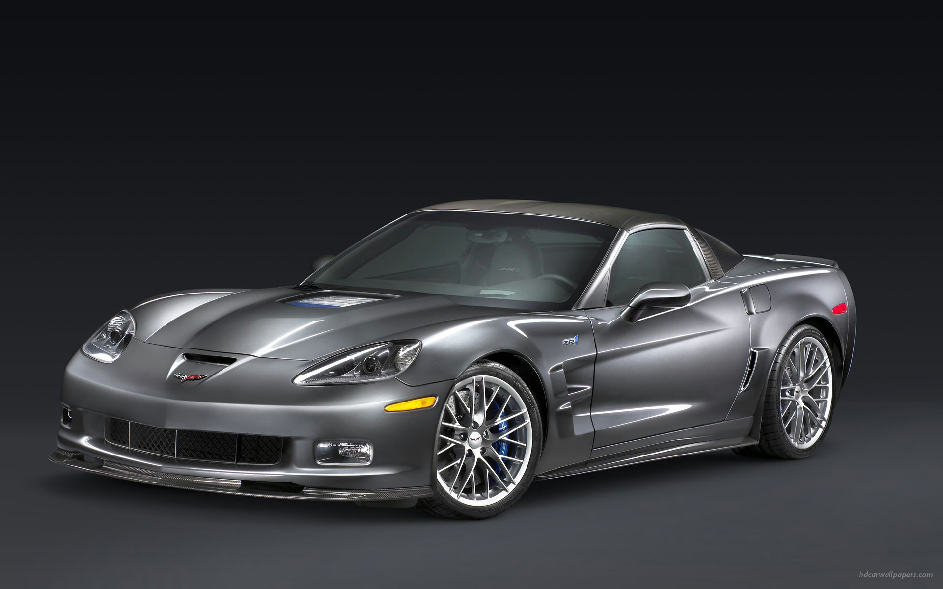 2009 Chevrolet Corvette ZR1 3