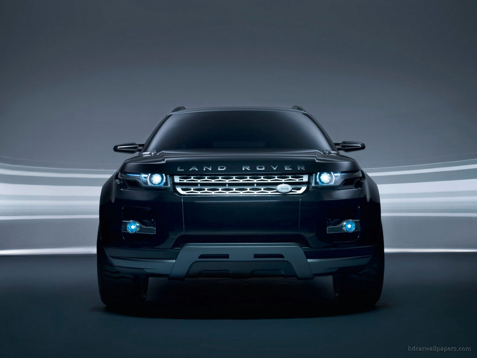 Land Rover LRX Concept Black 6 151.55 Kb