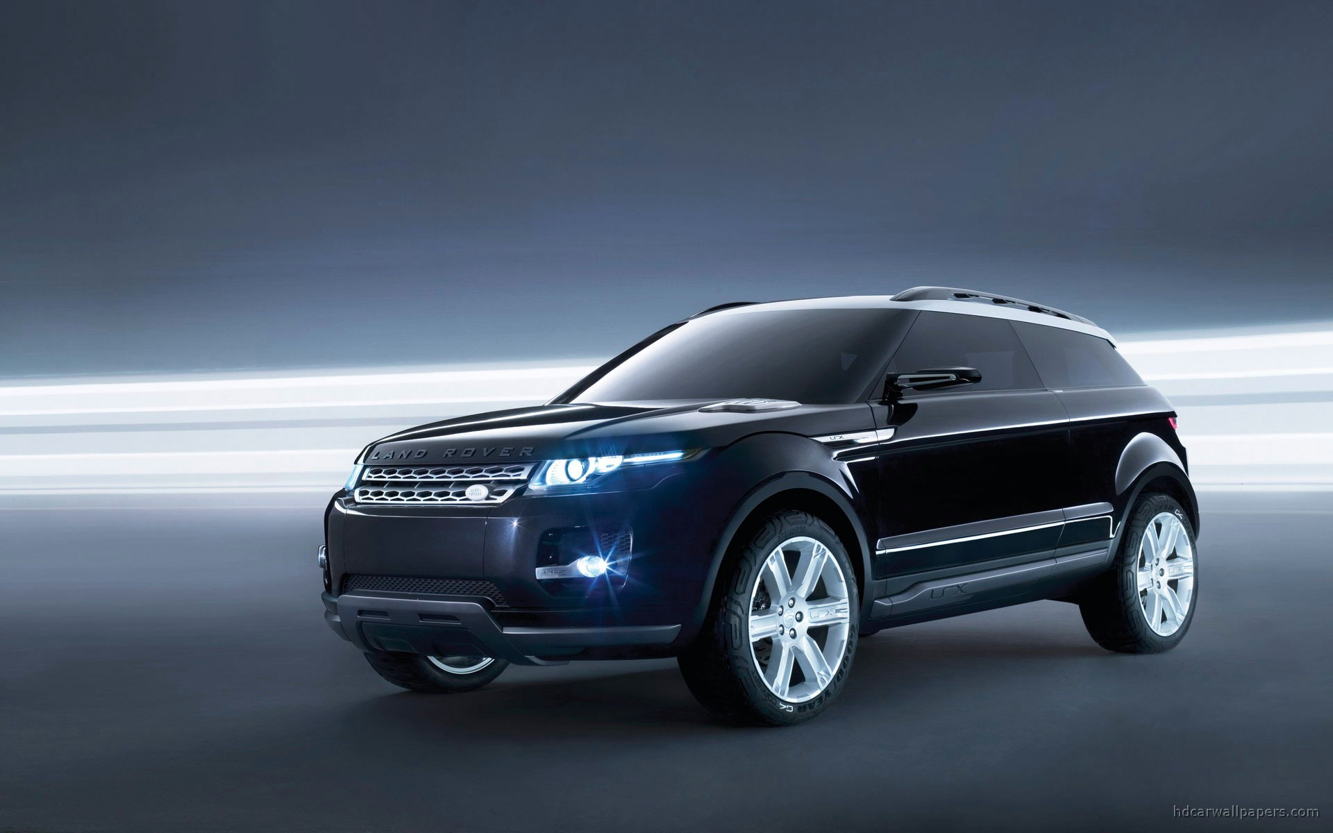 Land Rover LRX Concept Black 5 151.55 Kb