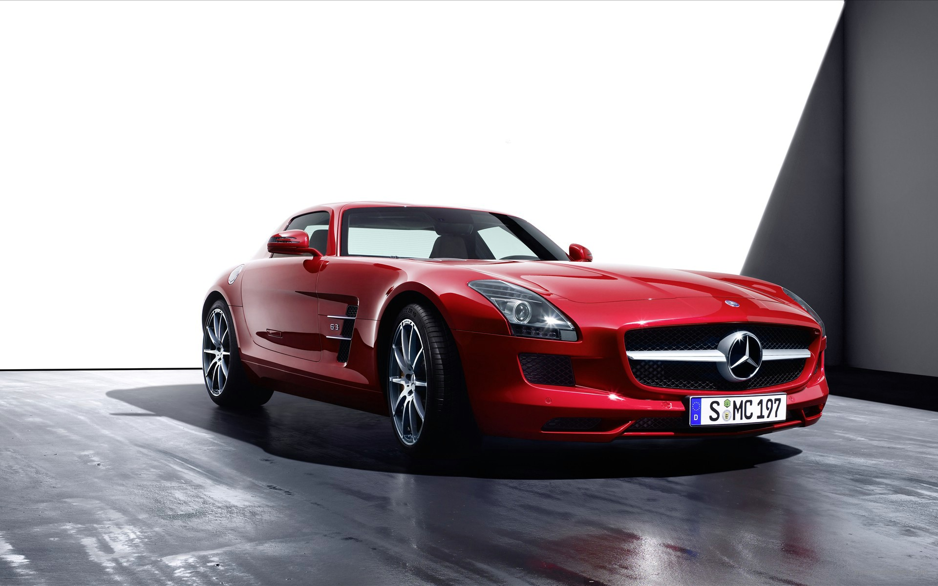 2011 Mercedes Benz SLS 3 400.09 Kb