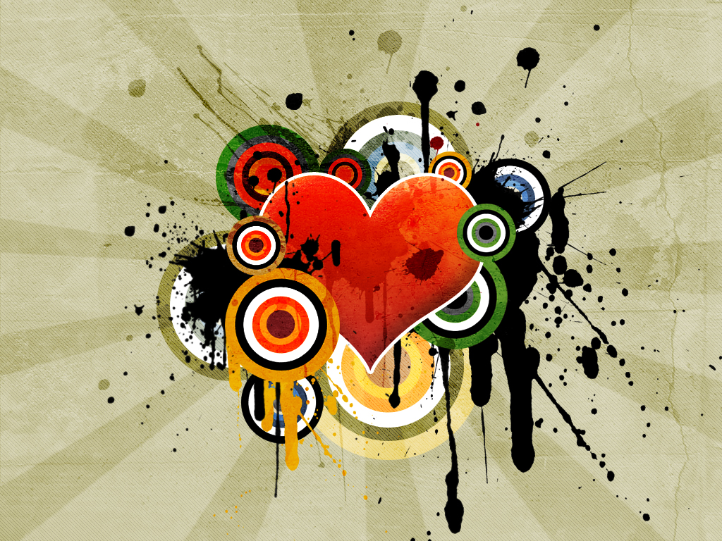 Vector Art Heart