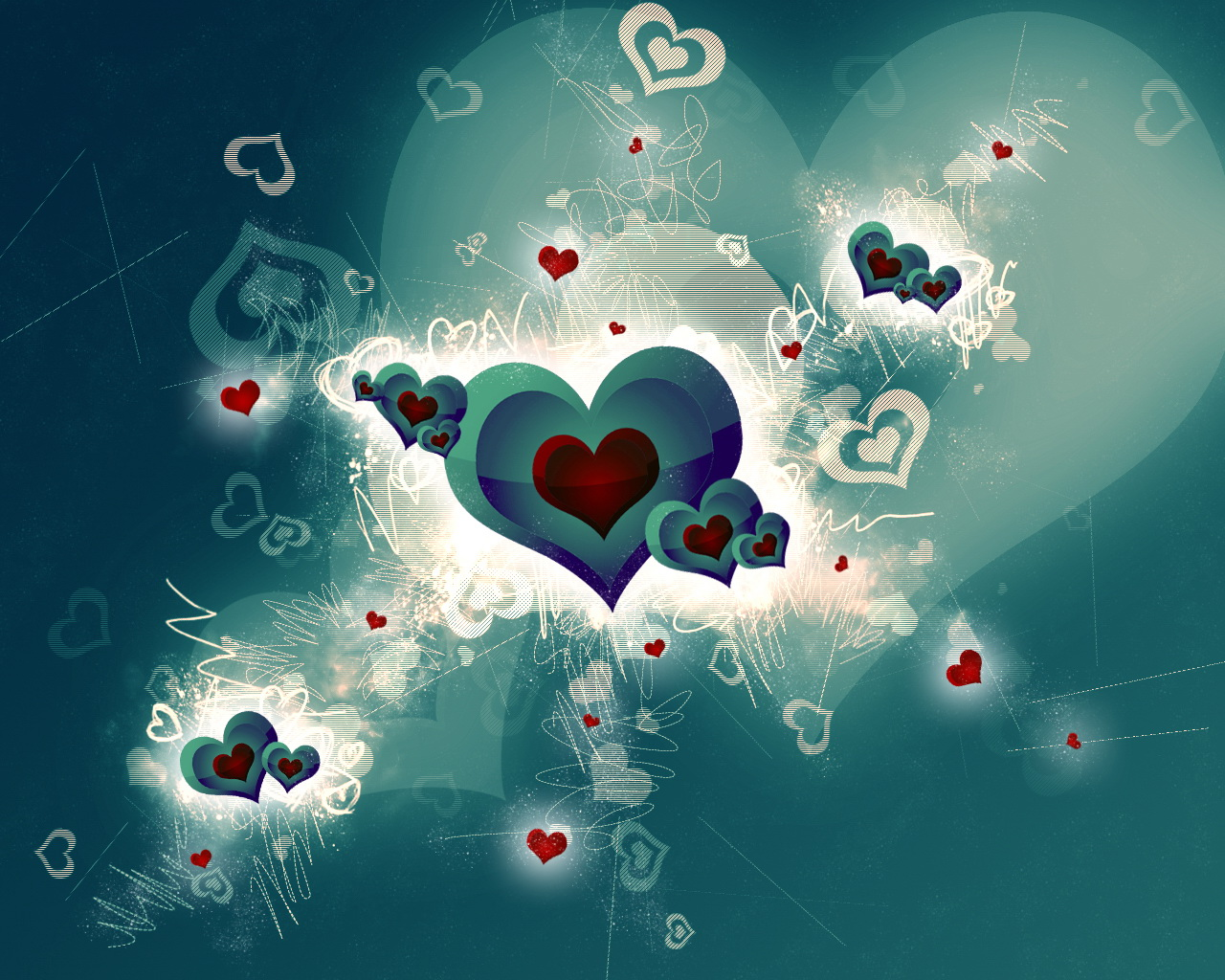 Love Vectors HD