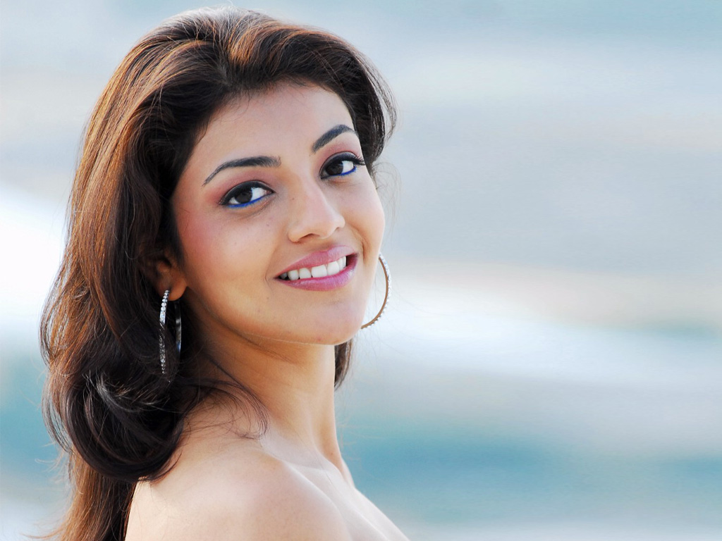 Kajal in  Telugu Movie