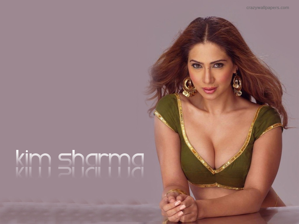 kim sharma wedding photos