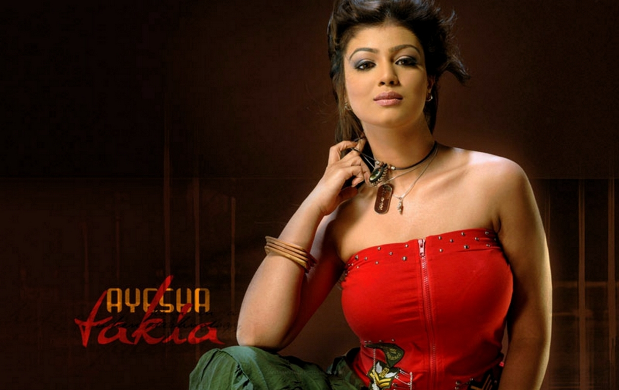 Actress Ayesha Takia 115.81 Kb