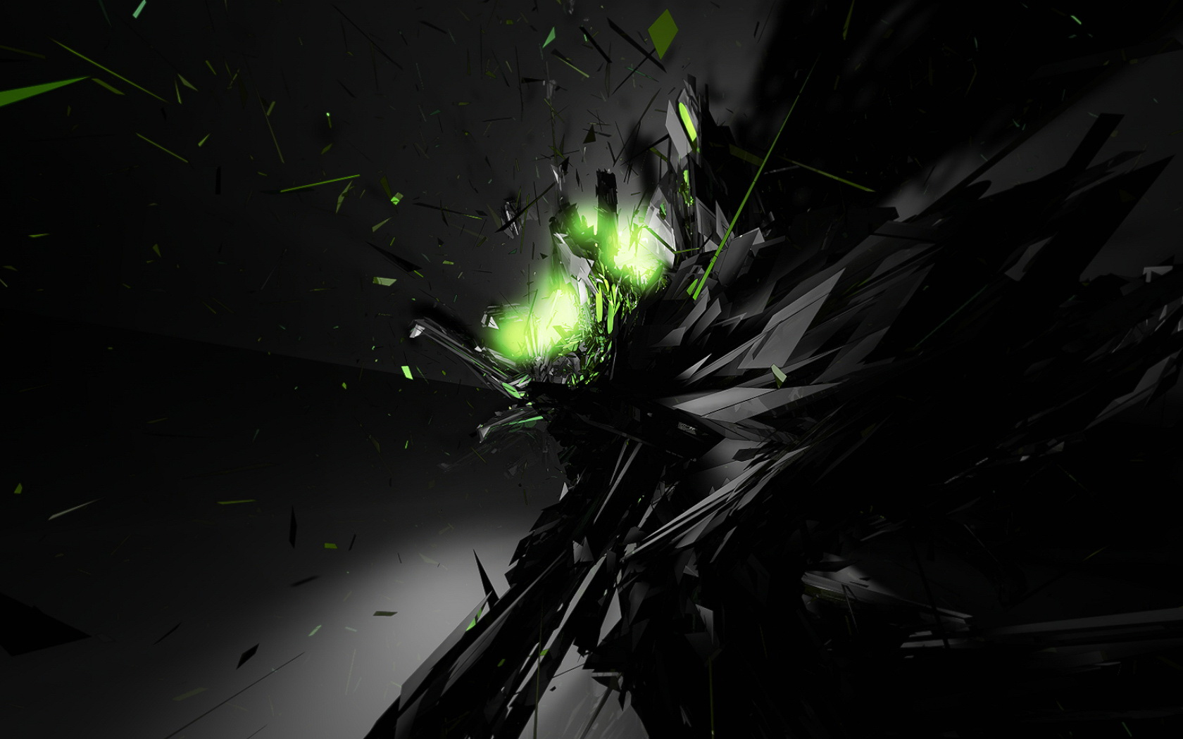 Dark Explode Abstract 239.39 Kb