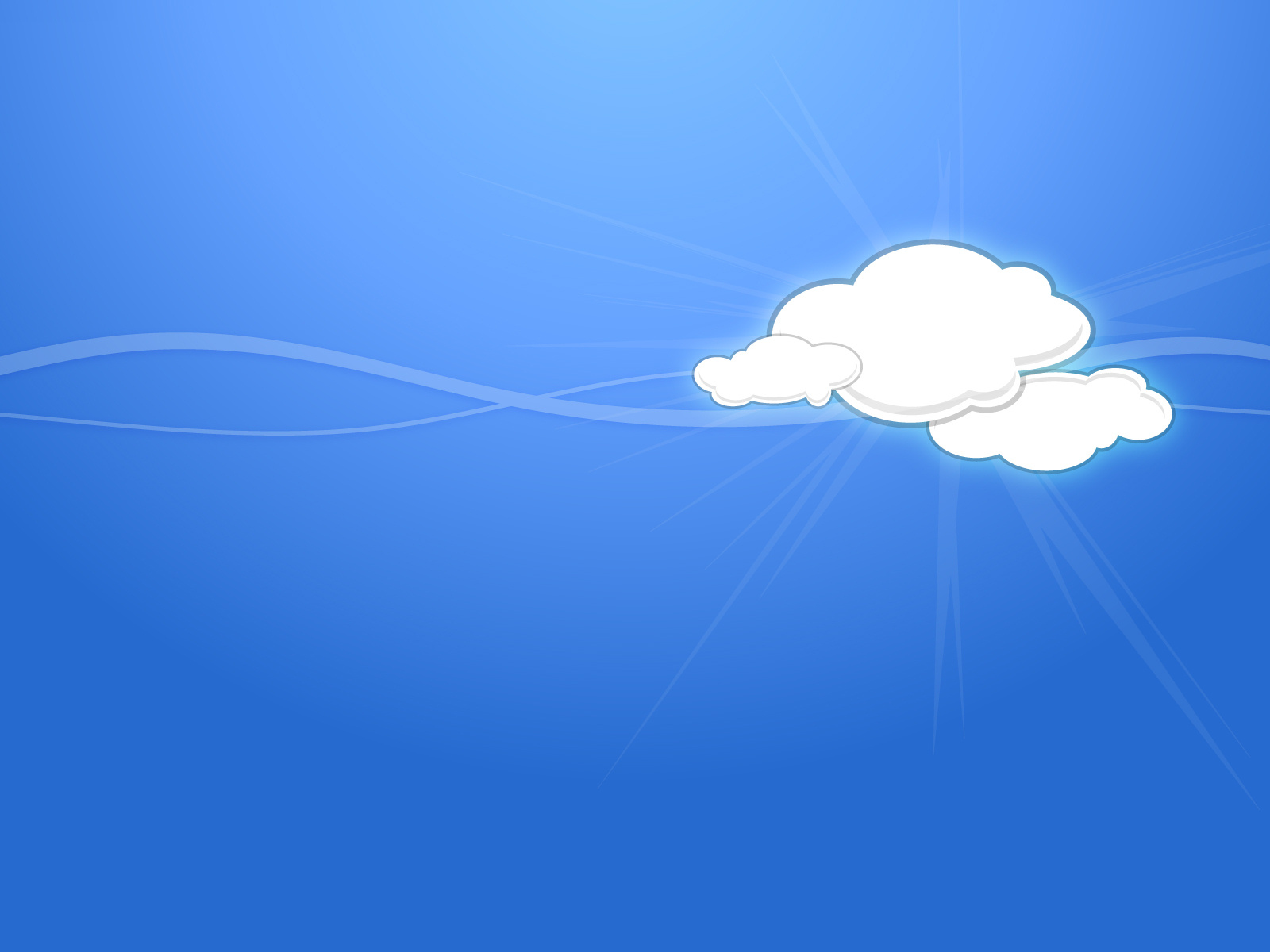 Simple Sky Cloud