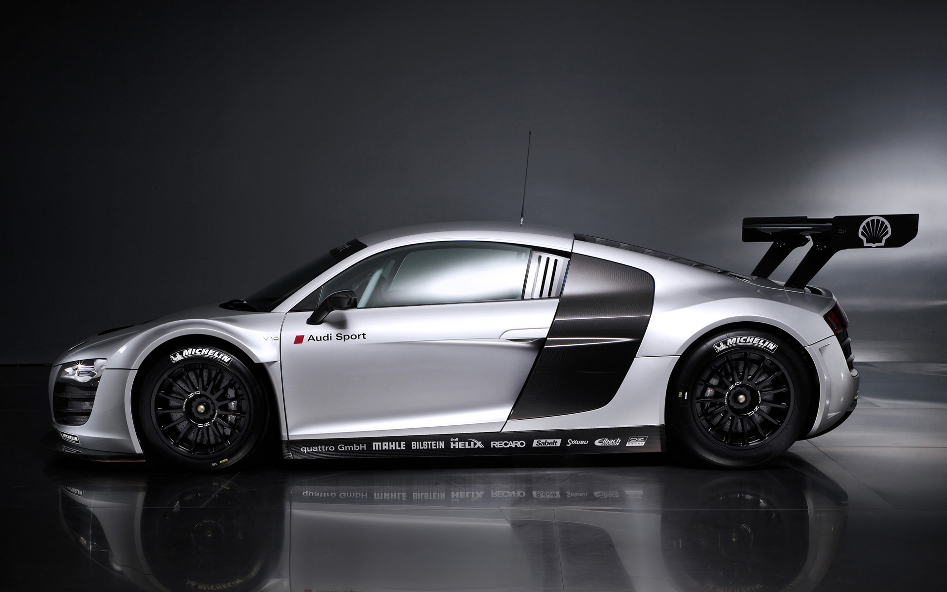 Audi R8 LMS Wide HD
