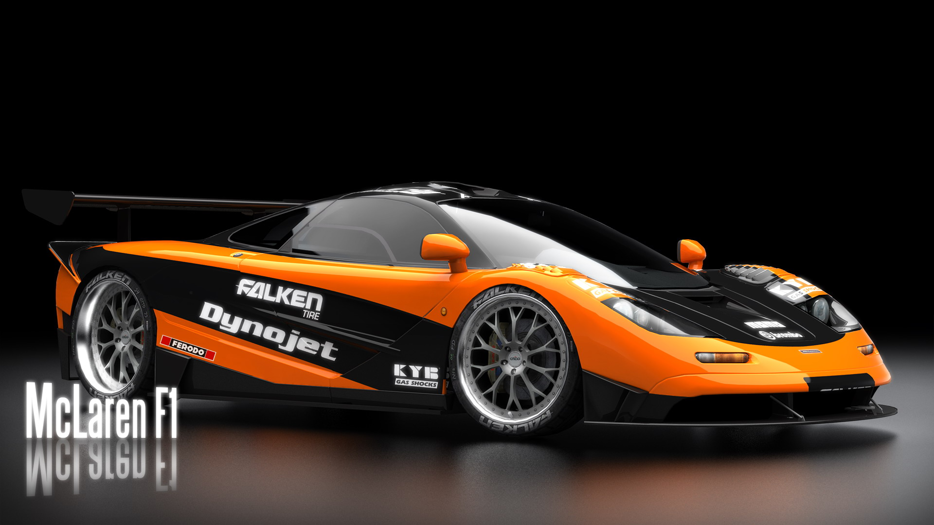 Mclaren f1 Need for speed Shift 1567.72 Kb