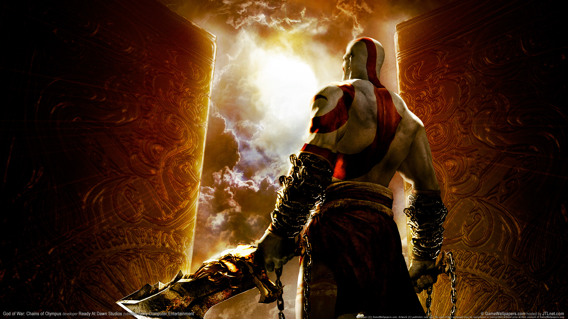 God Of War Chains Of Olympus 4224958 1920x1080 All For