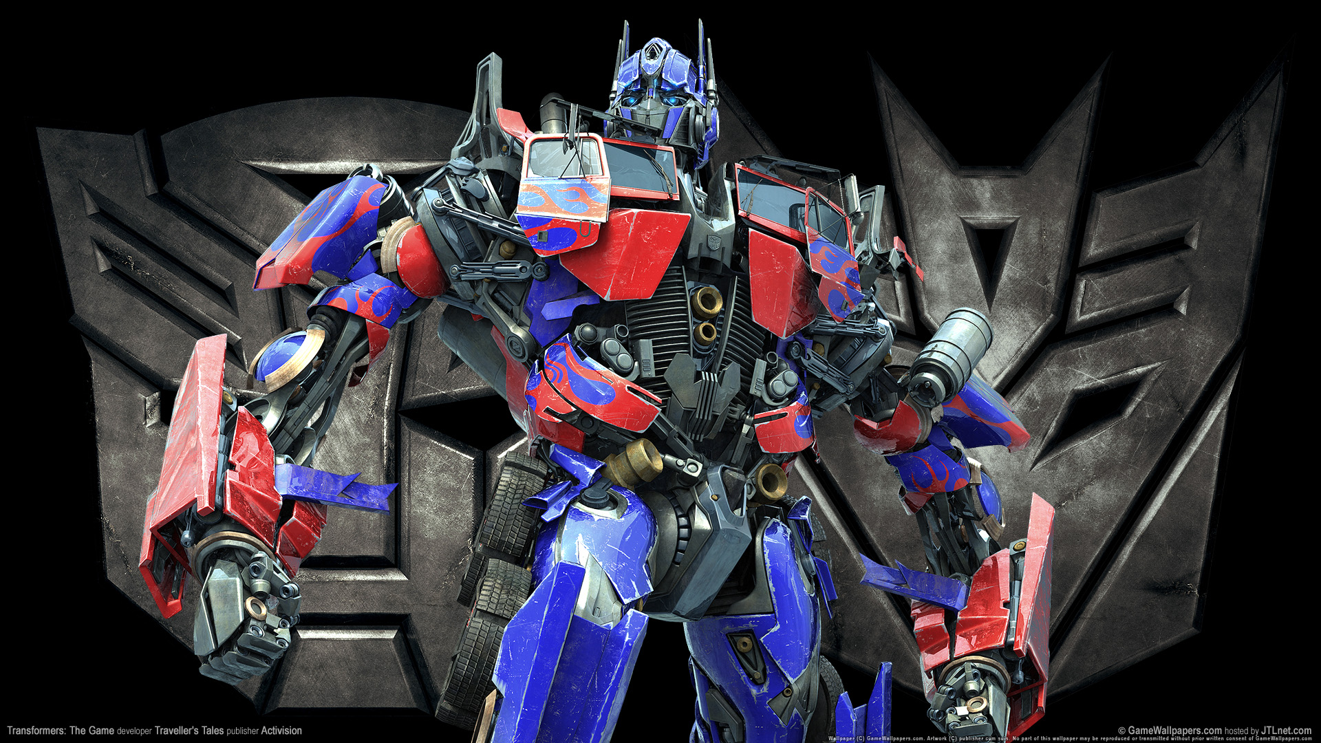 Transformers The Game Optimus 699.32 Kb