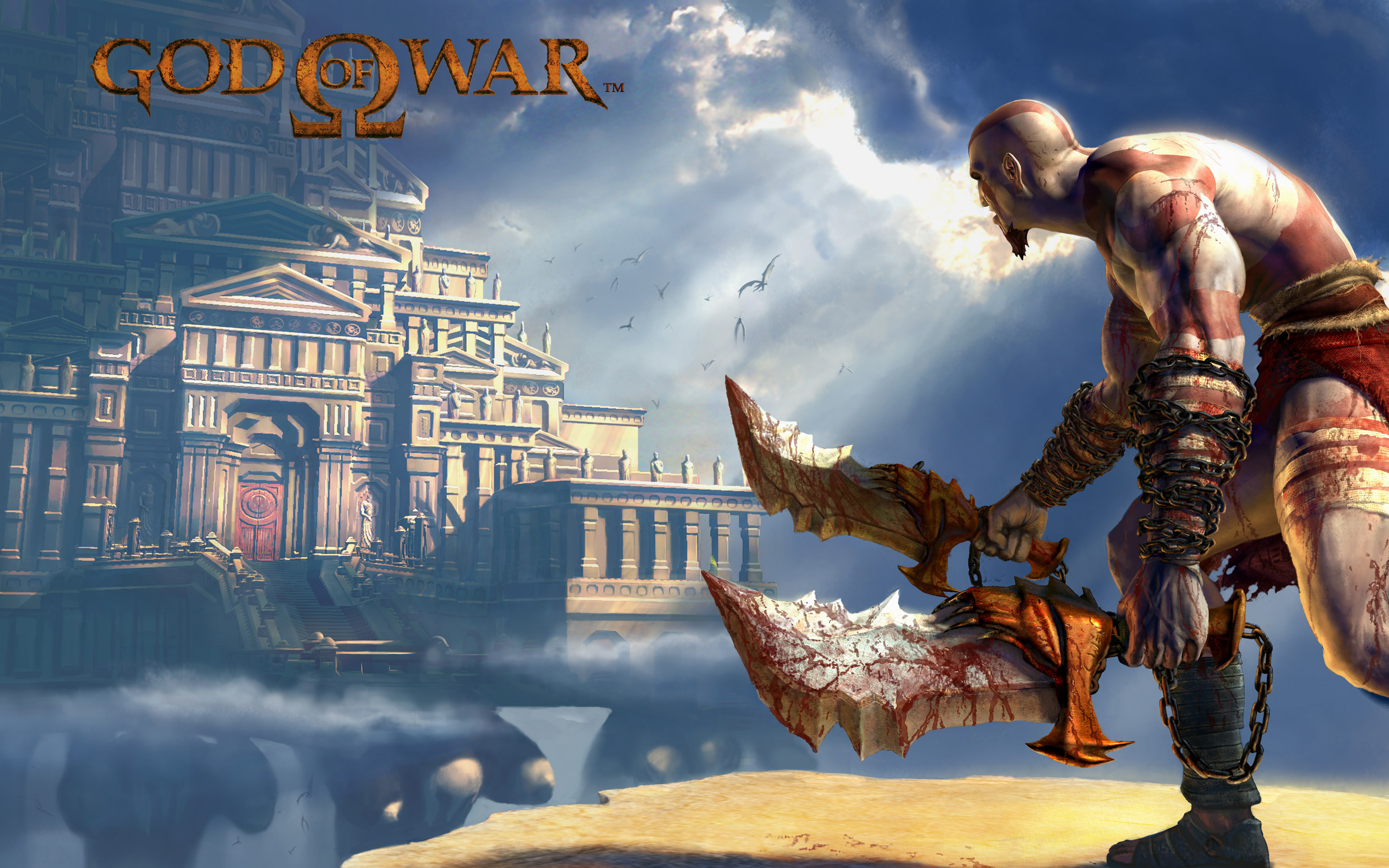 God of War 2 Game
