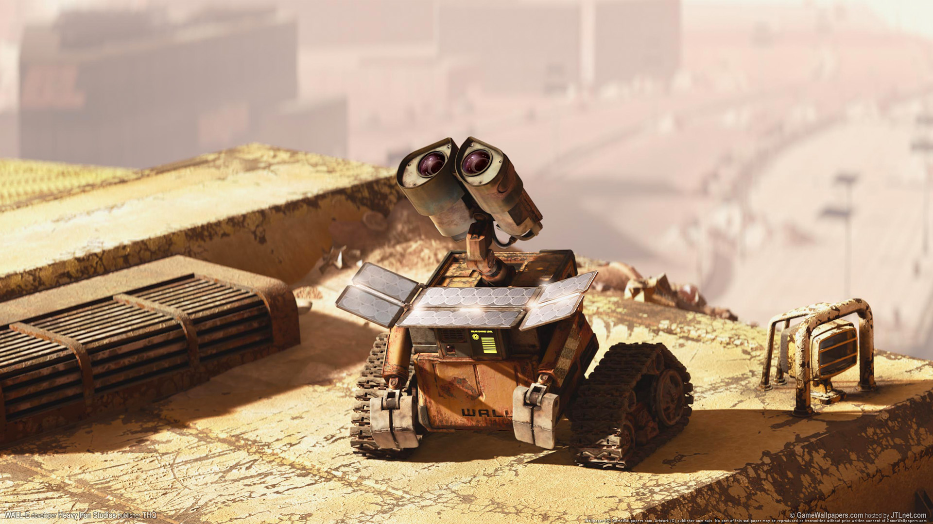 Wall E HD 1080p 1929.19 Kb