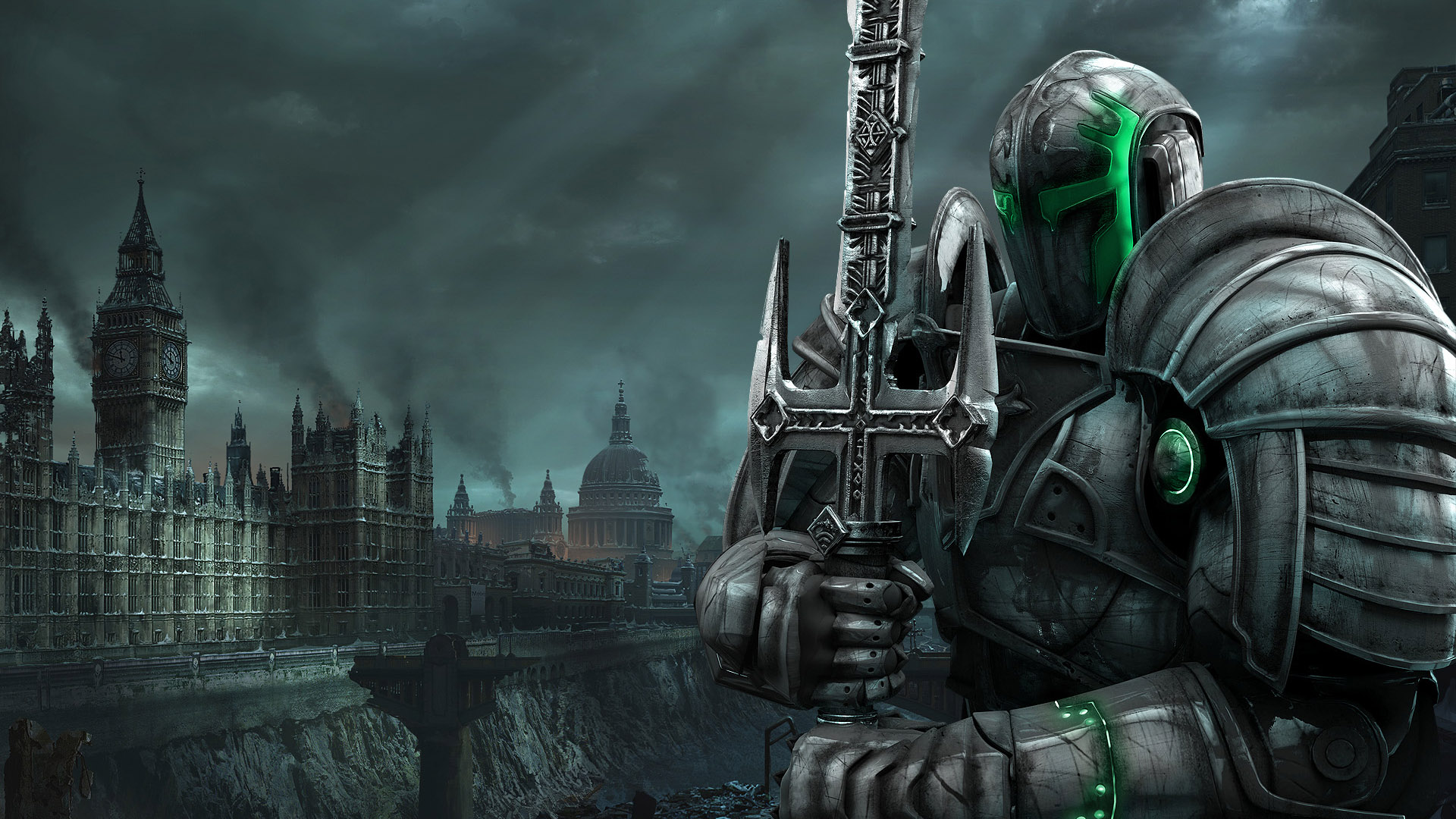 Hellgate London HD 469.59 Kb