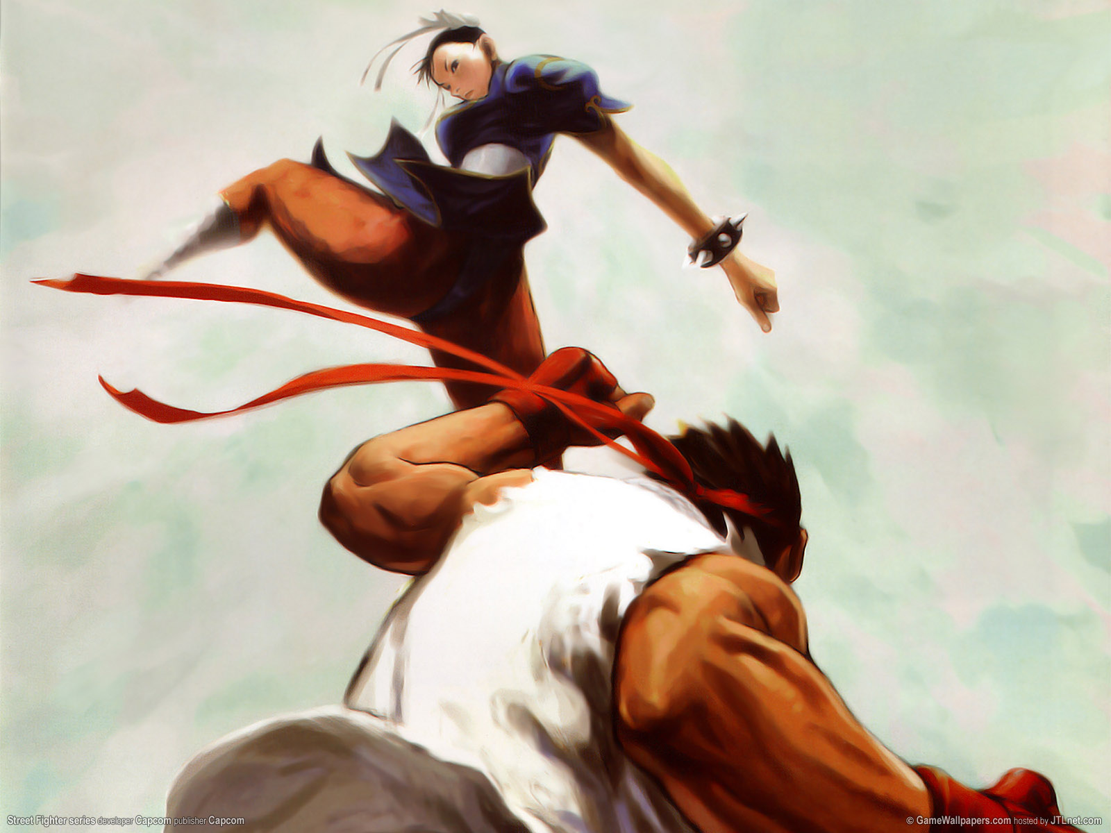 Street Fighter 3164.63 Kb