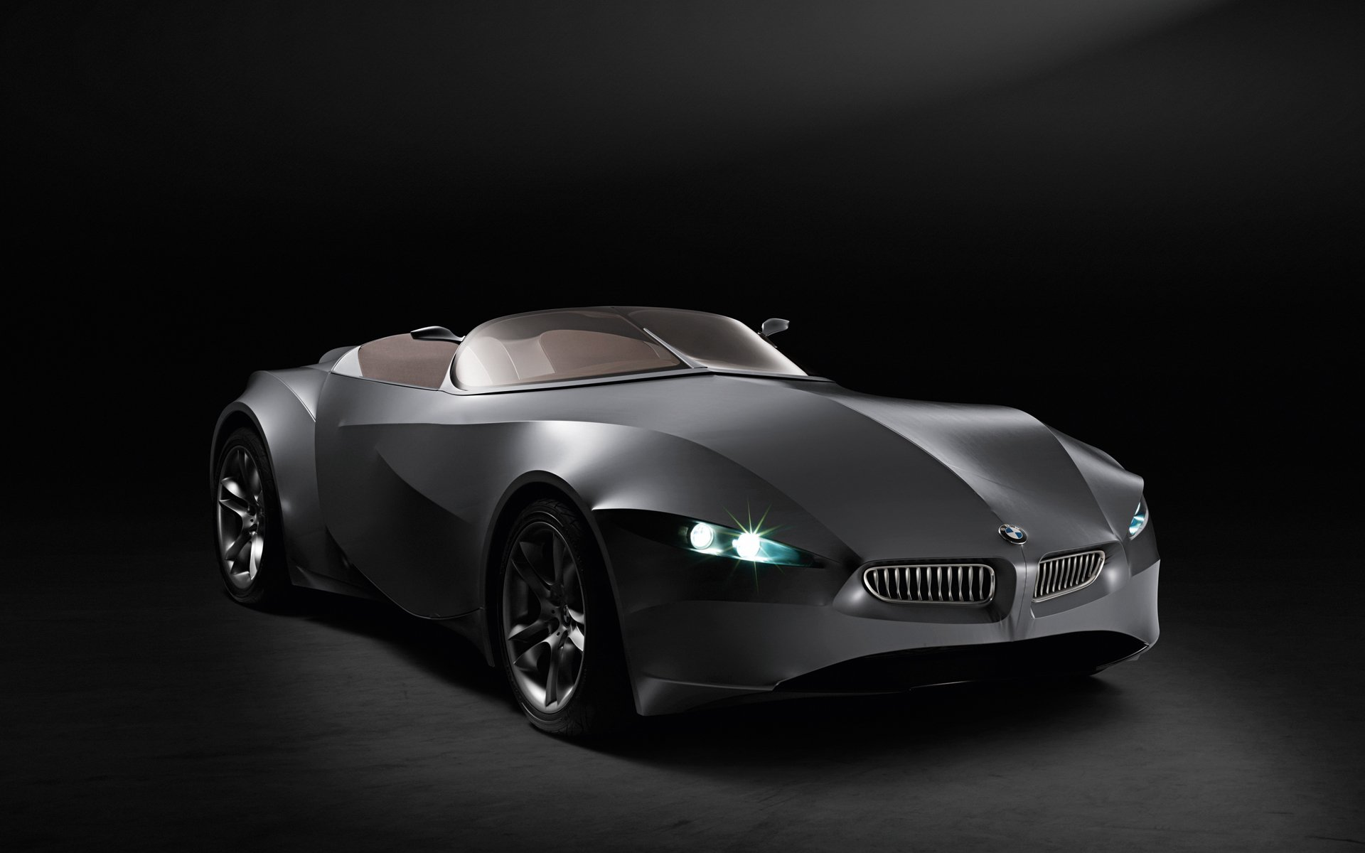 BMW Prototype Concept Car