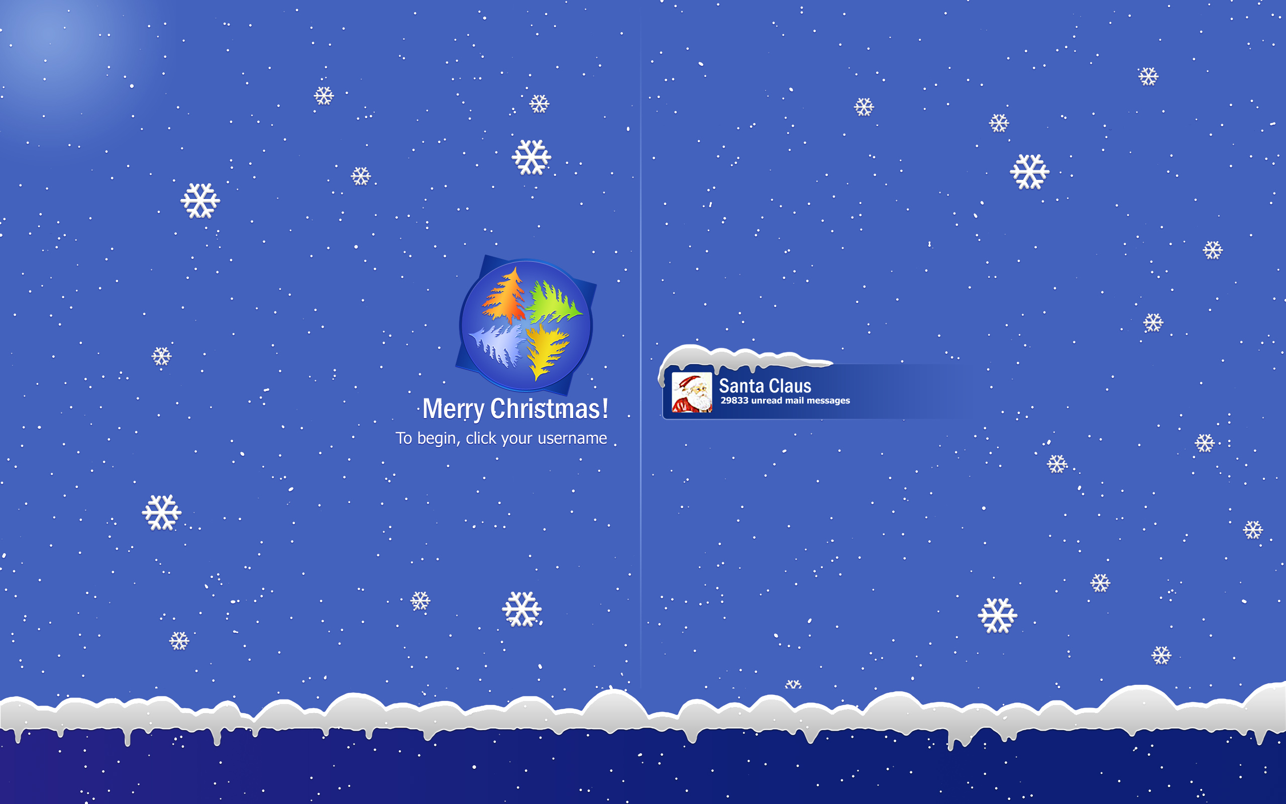 Christmas login 97.82 Kb