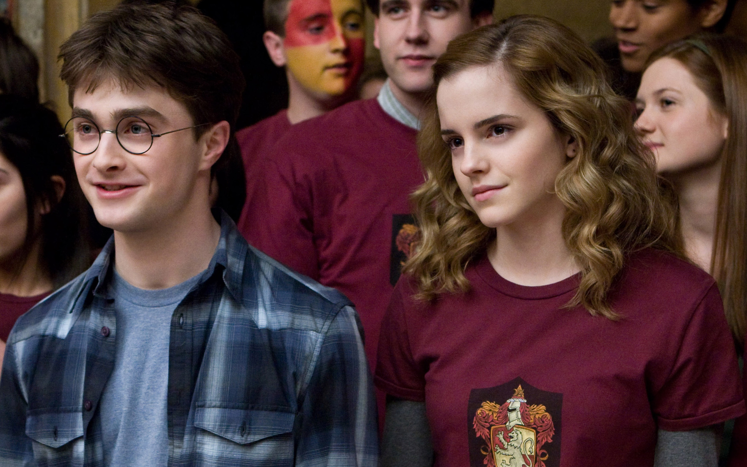 Emma Watson in Harry Potter 6 New 726.65 Kb