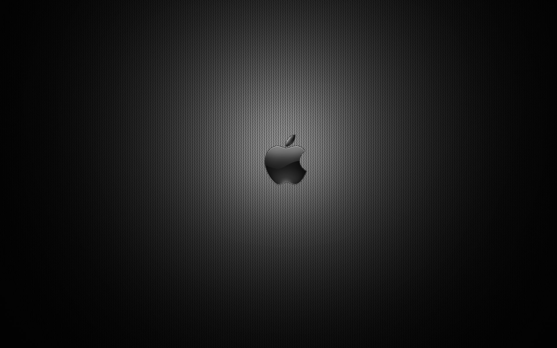 Dark Apple Logo