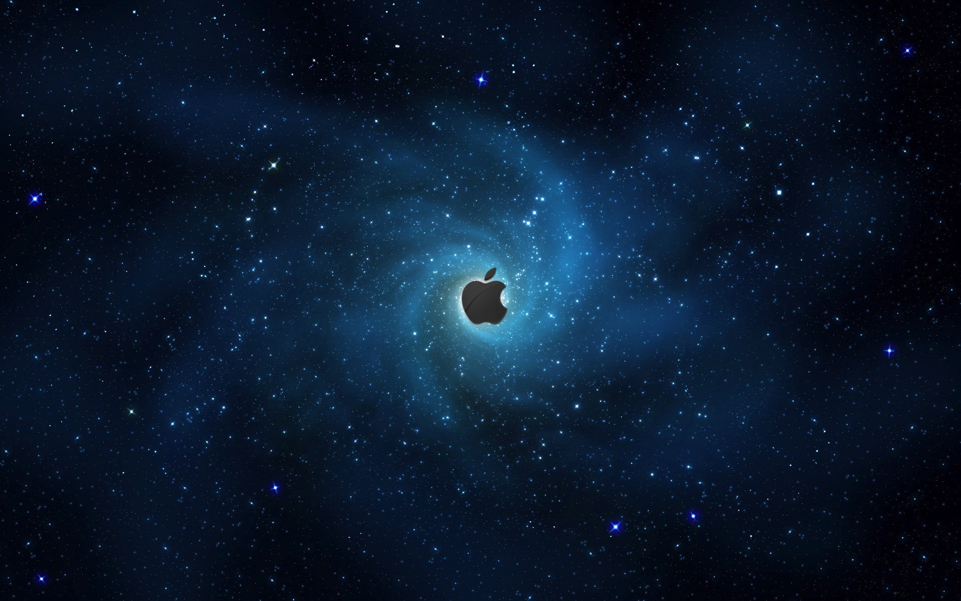 Apple in Stars 1270.24 Kb