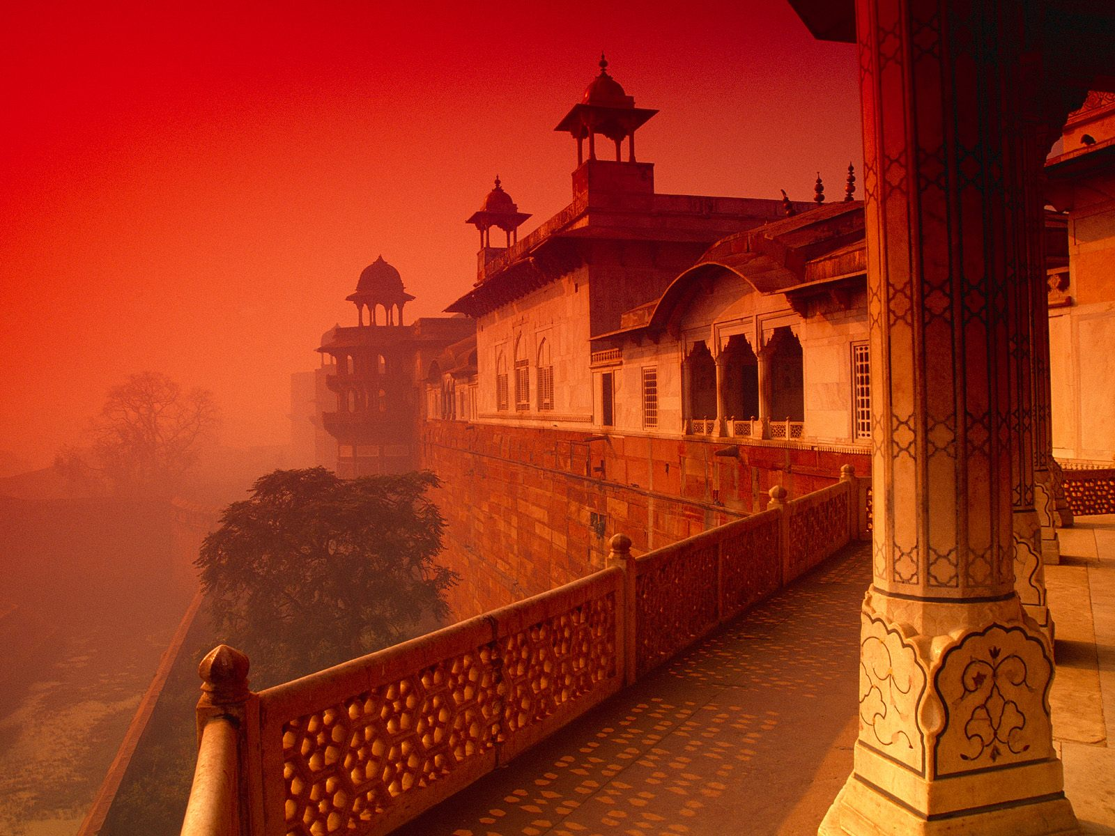 Agra Fort, India 375.76 Kb