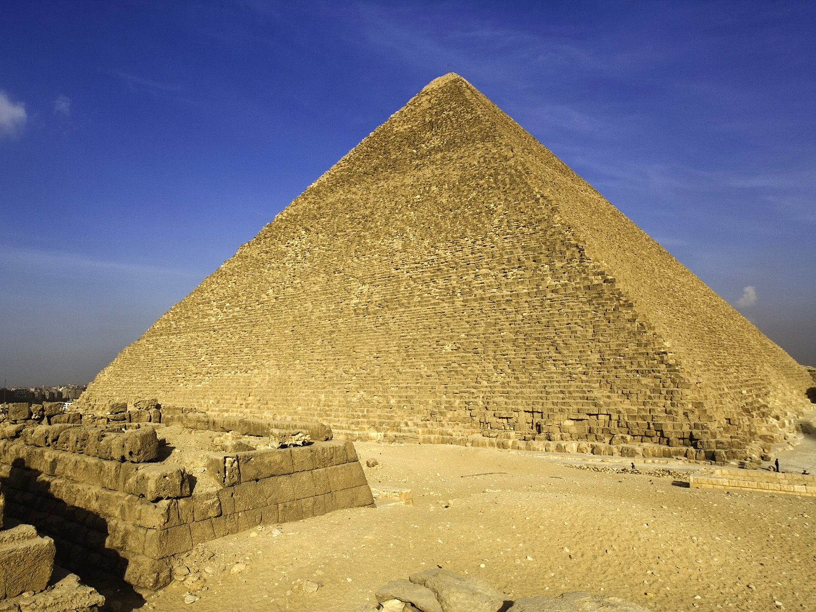 The Great Pyramid Egypt 378.91 Kb