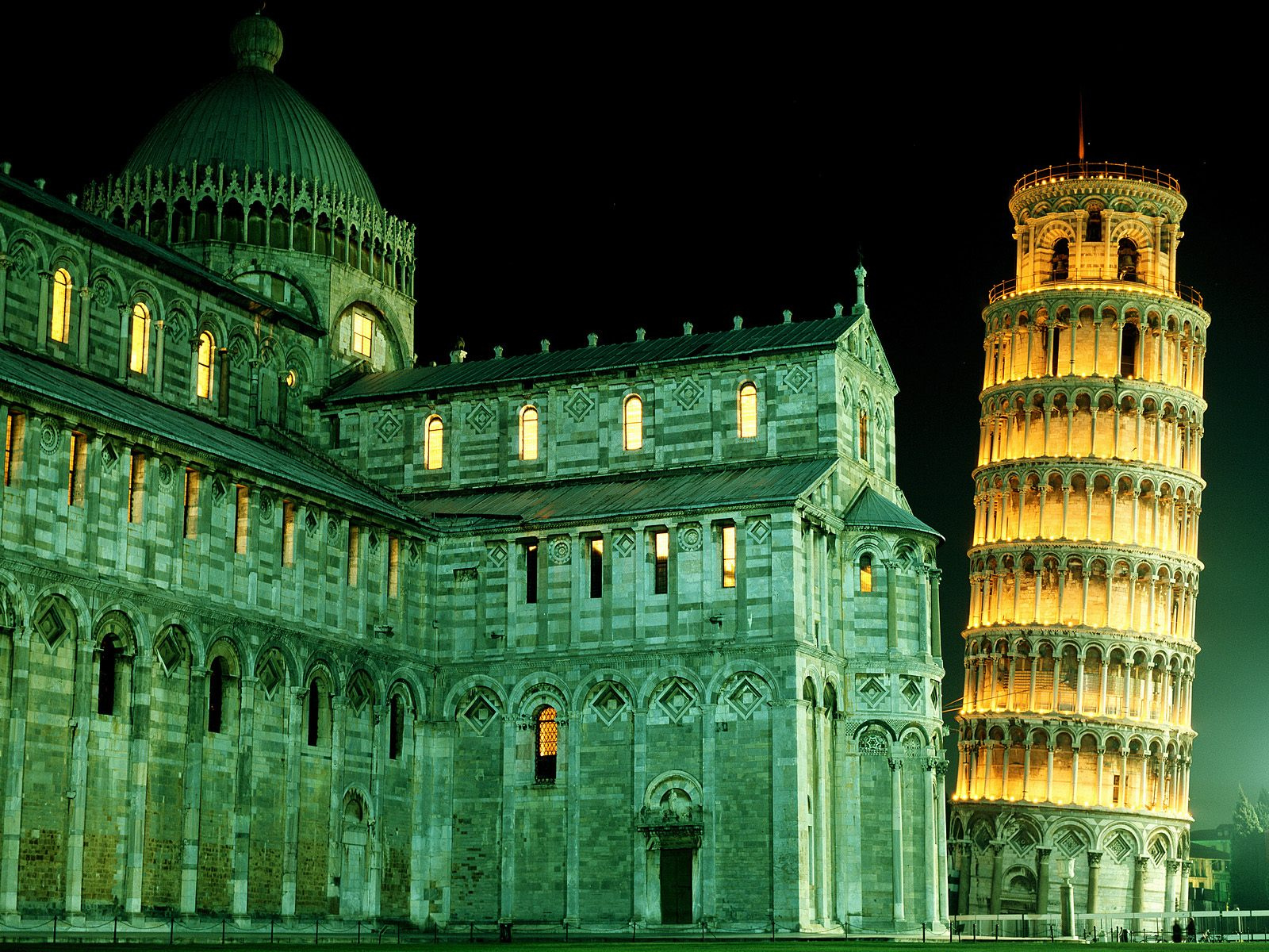 Leaning Tower Italy 461.54 Kb