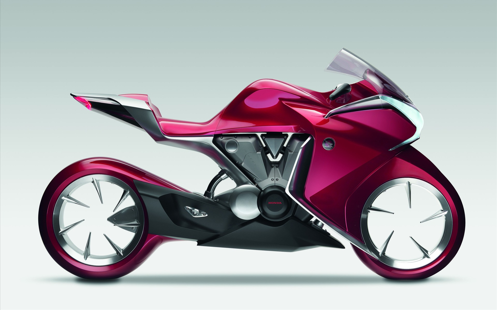 Honda Concept Bike 109.53 Kb