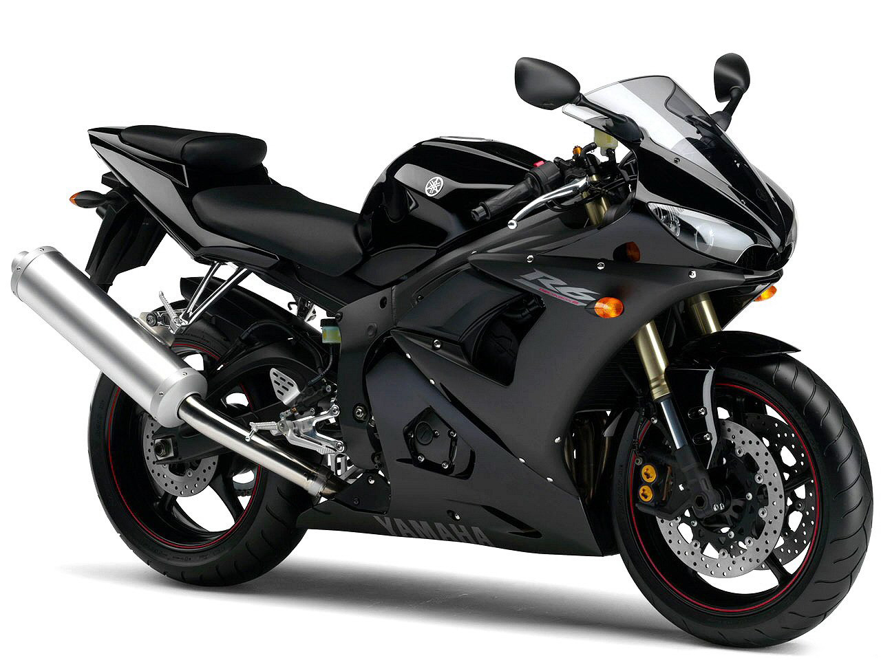 Yamaha R6 Sports Bike 409.91 Kb