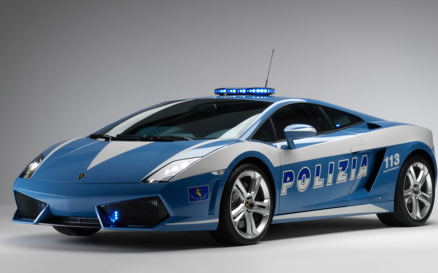 2009 Lamborghini Gallardo LP560 Police Car 354.59 Kb