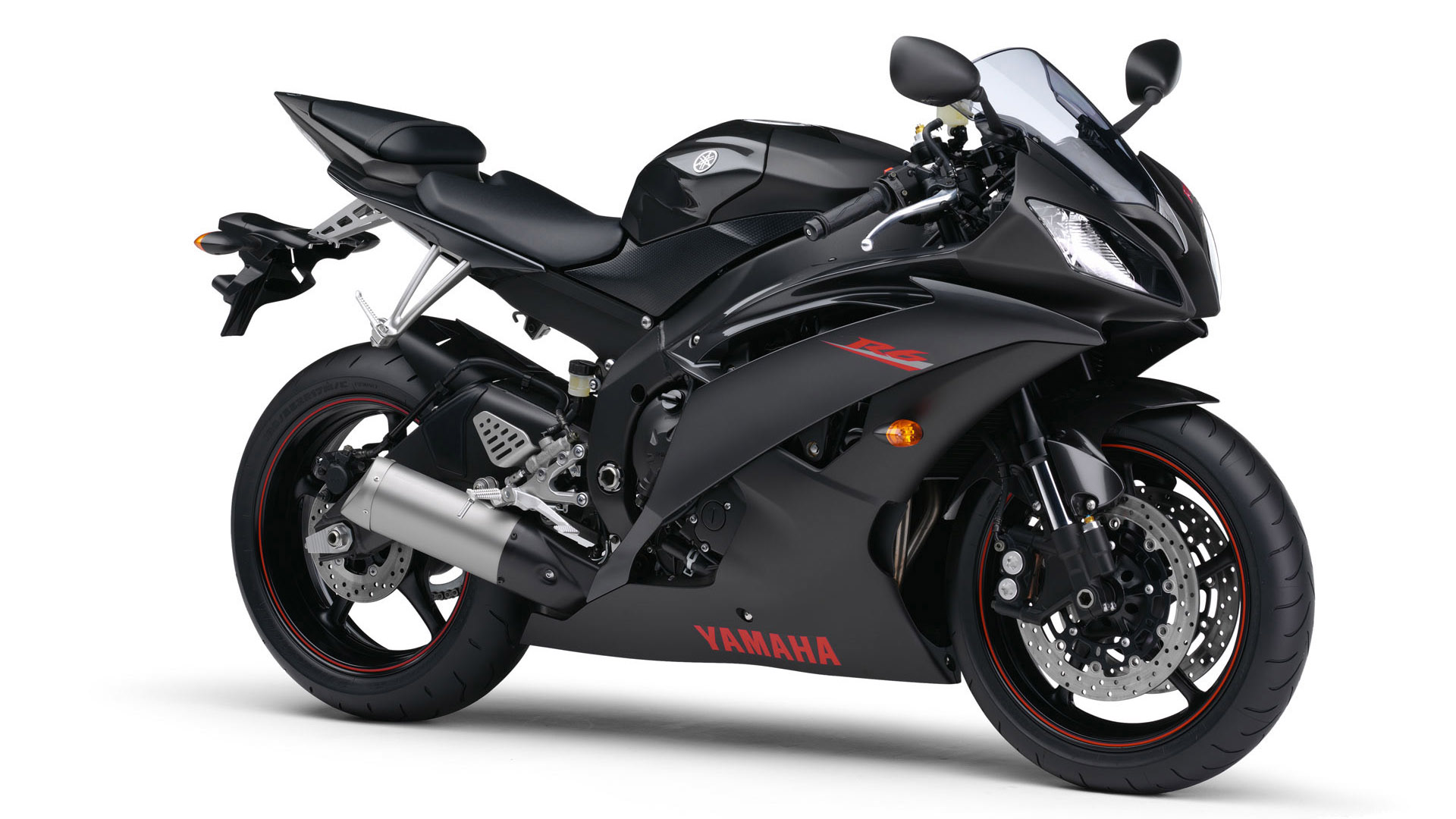 Yamaha R6 Black 337.98 Kb