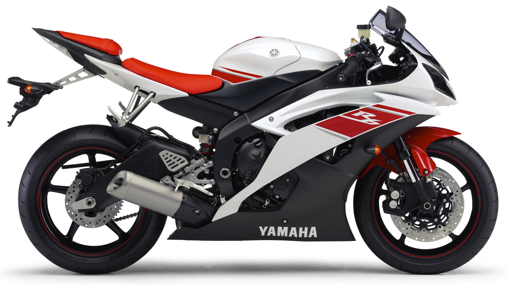 Yamaha R6 Bike 409.91 Kb