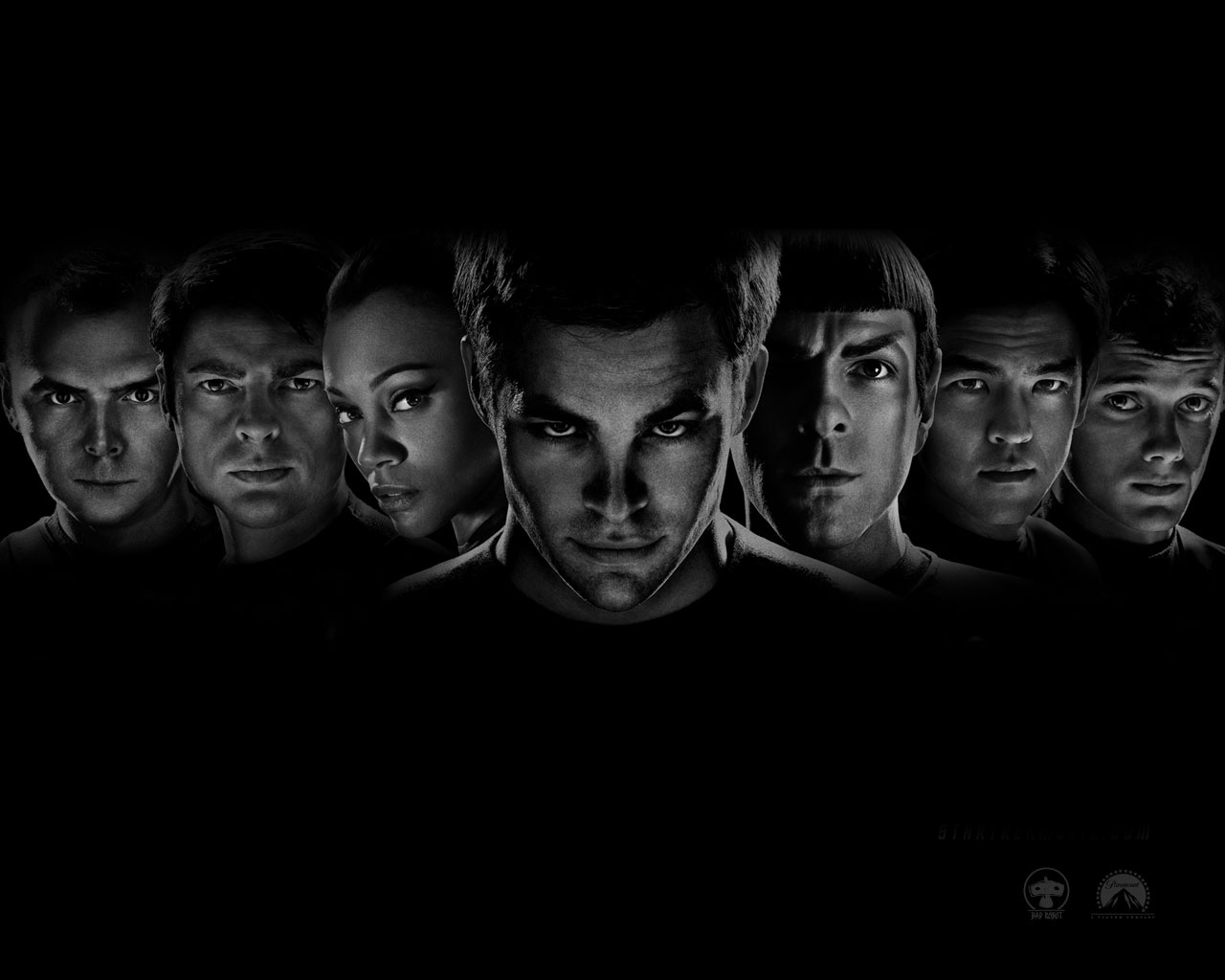 Star Trek Movie Cast 731.94 Kb