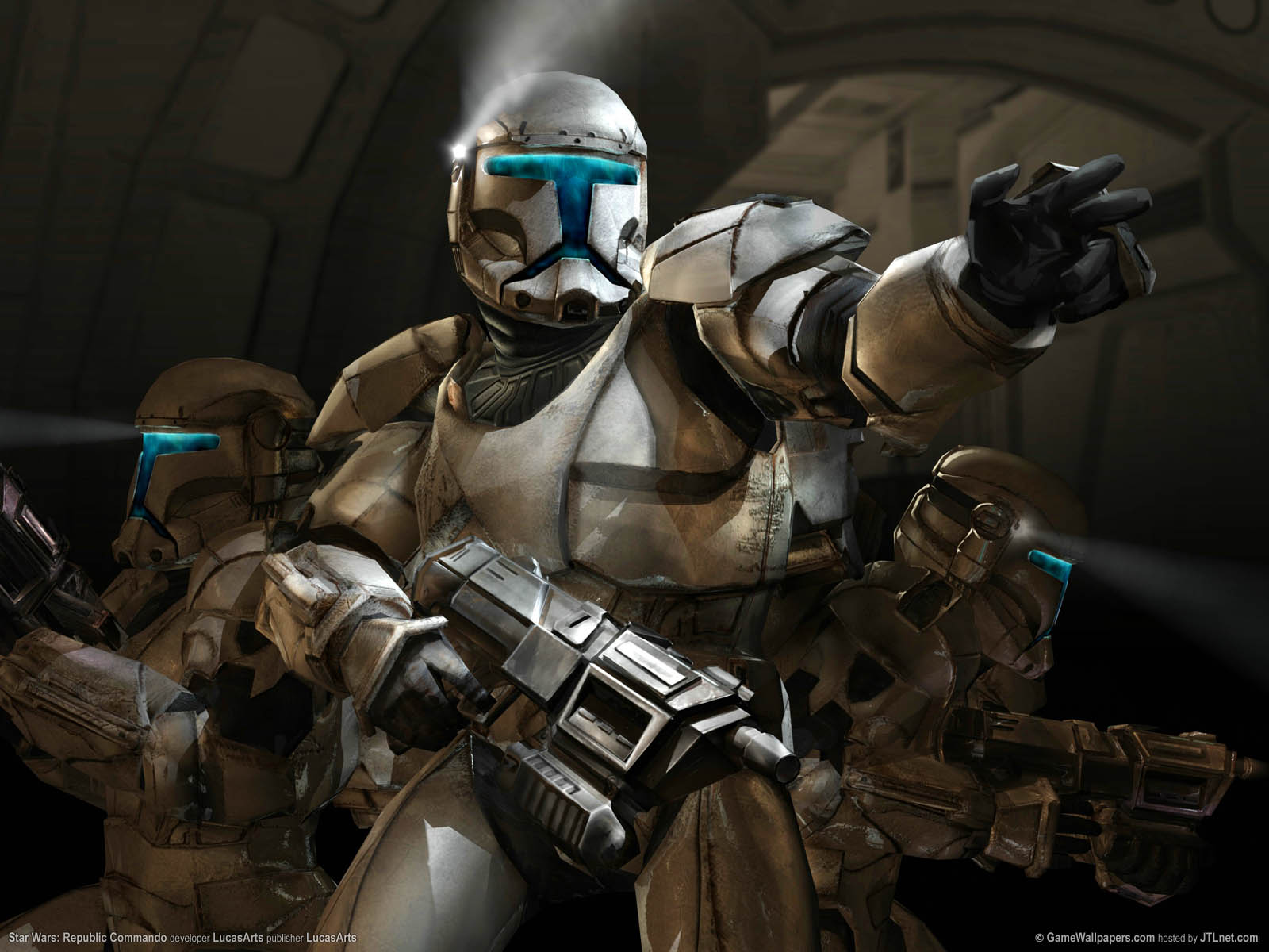 Star Wars Republic Commando 661.24 Kb