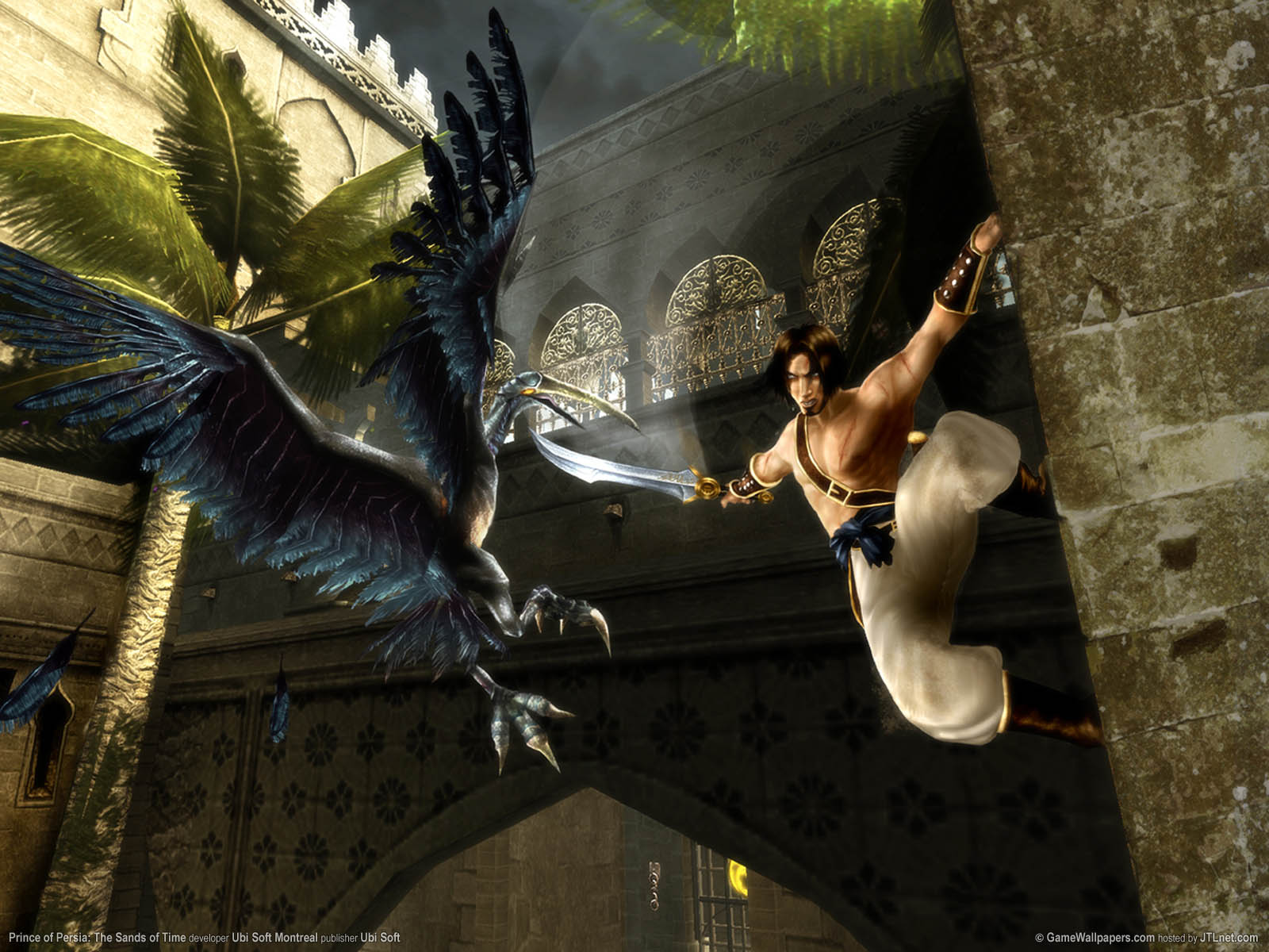 Prince of Persia the Sands of Time 768.85 Kb