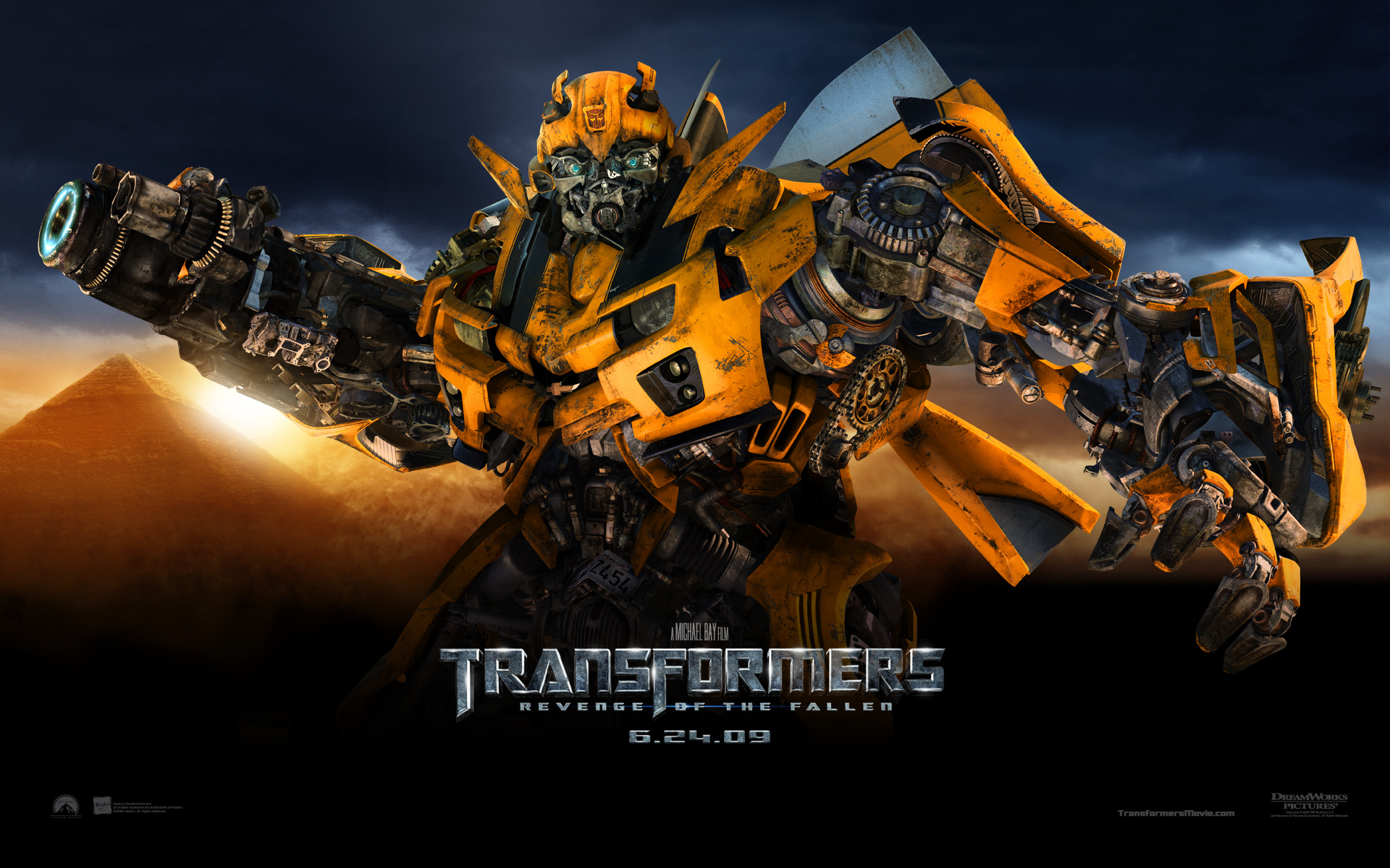 Transformers 2 Official 2619.79 Kb