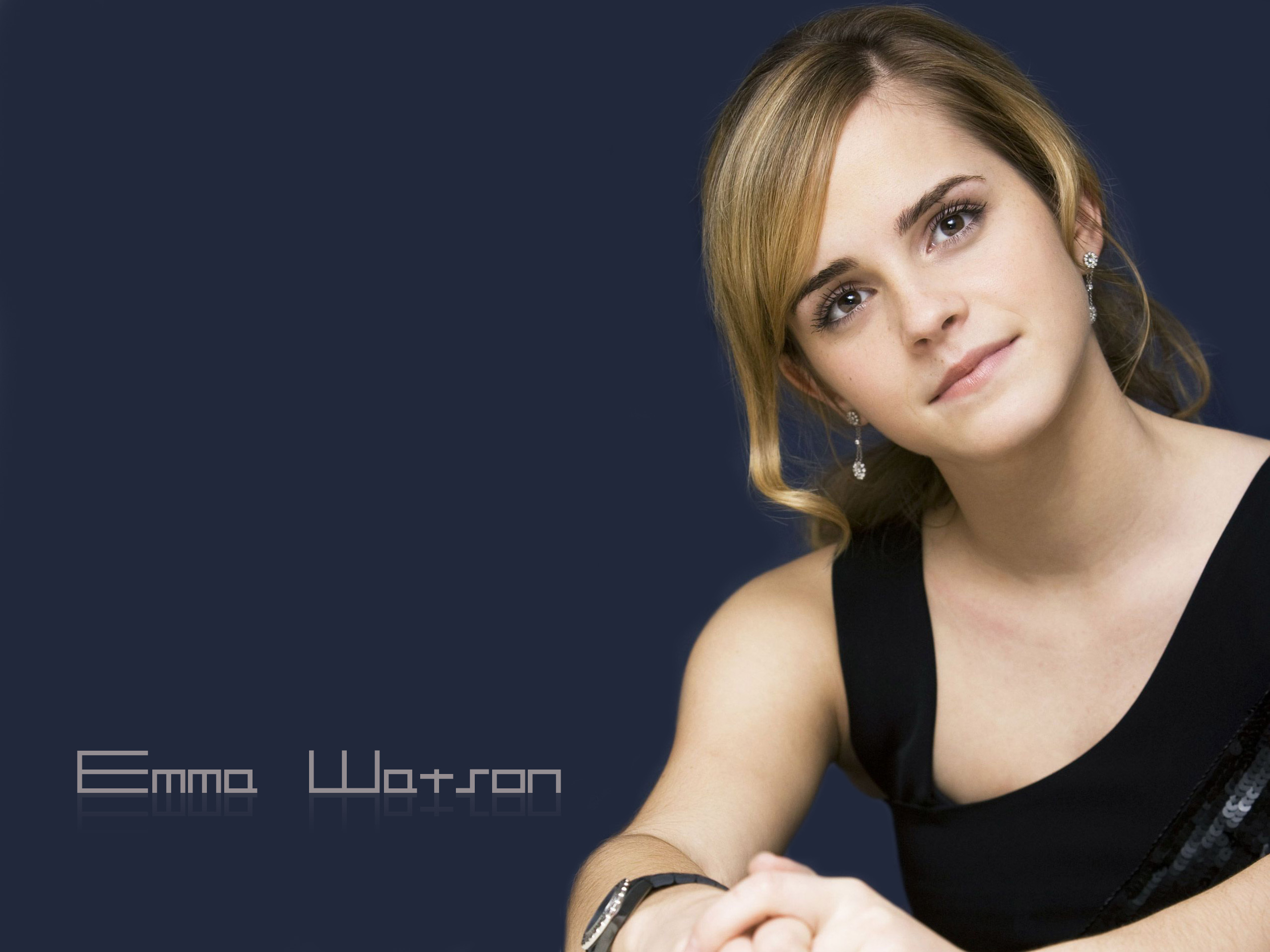 Emma Watson The Gorgeous Lady
