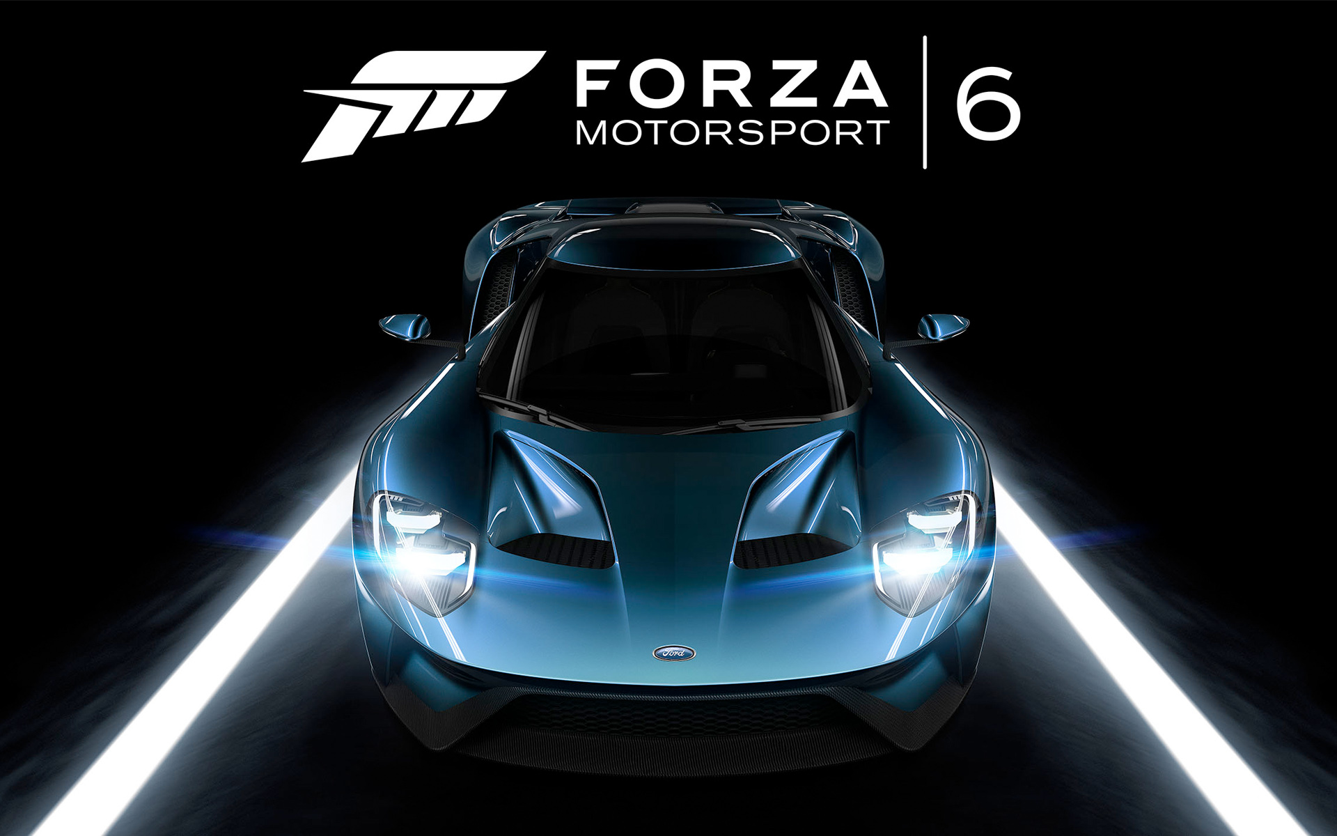 Forza Motorsport 6 Ford GT 806.59 Kb