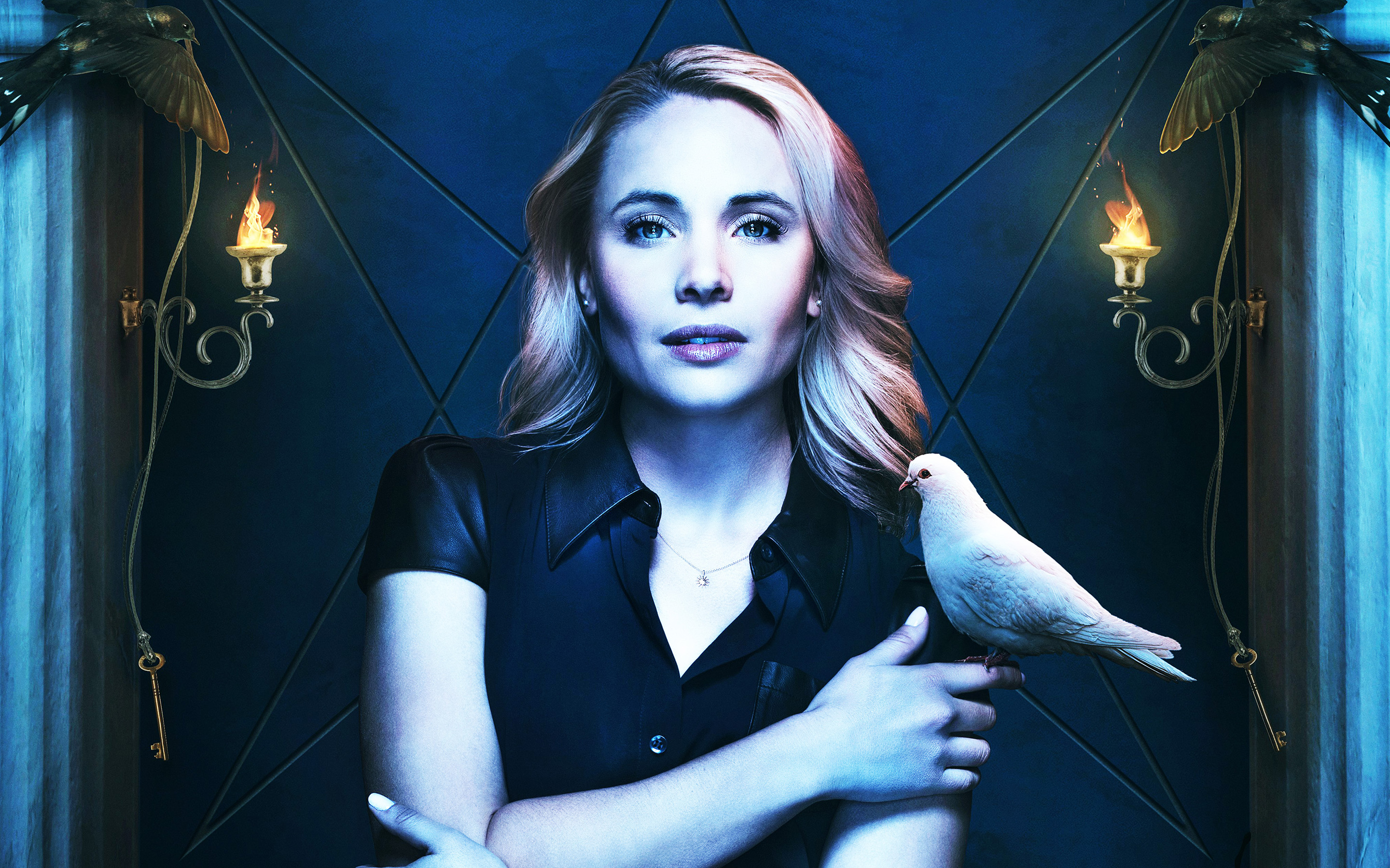 Leah Pipes Cami The Originals