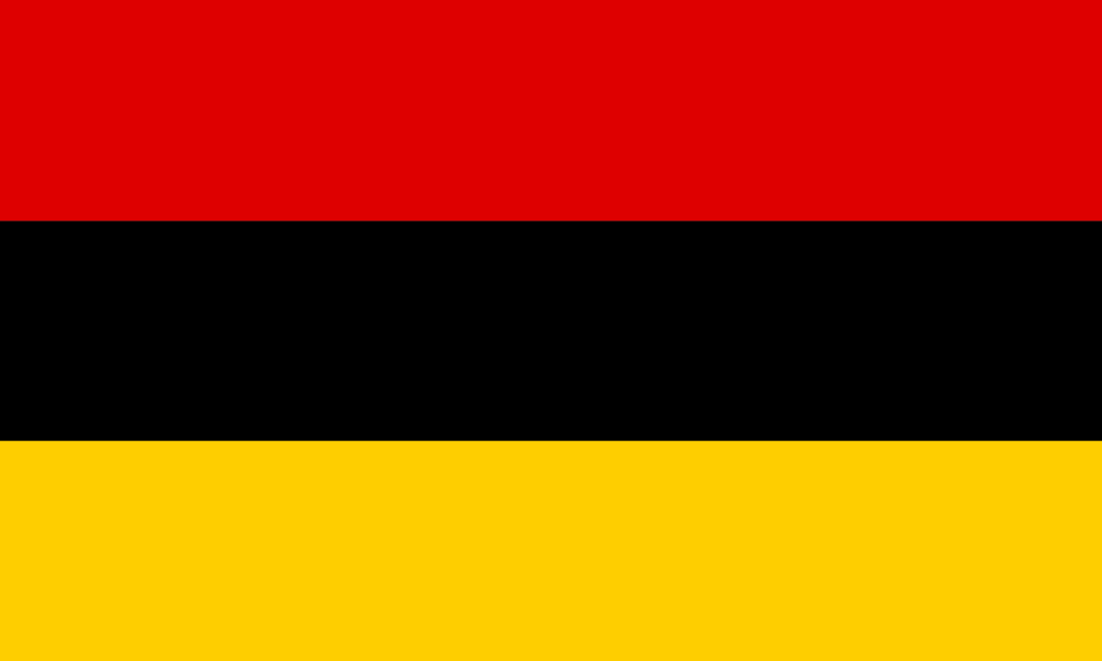 National Flag in Germany 233.96 Kb