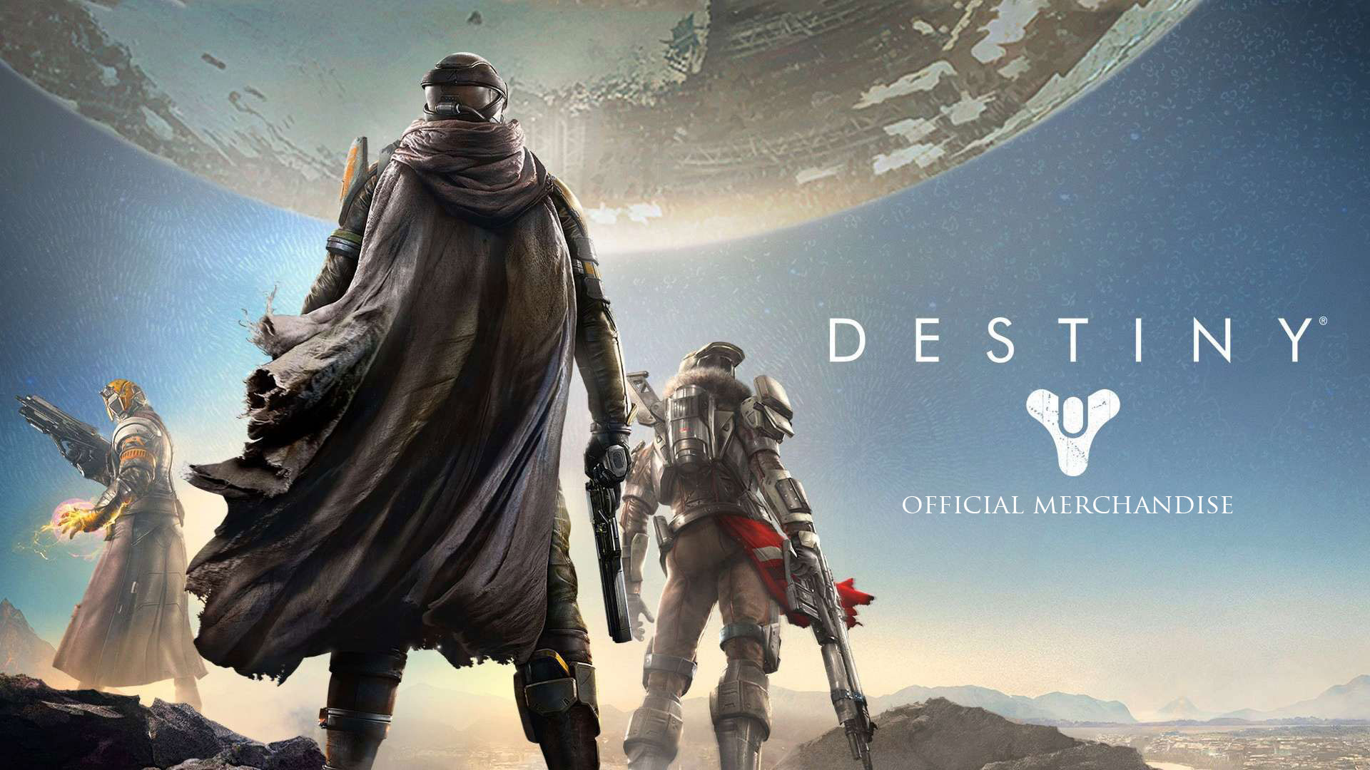 Destiny Game Official Poster  545.32 Kb