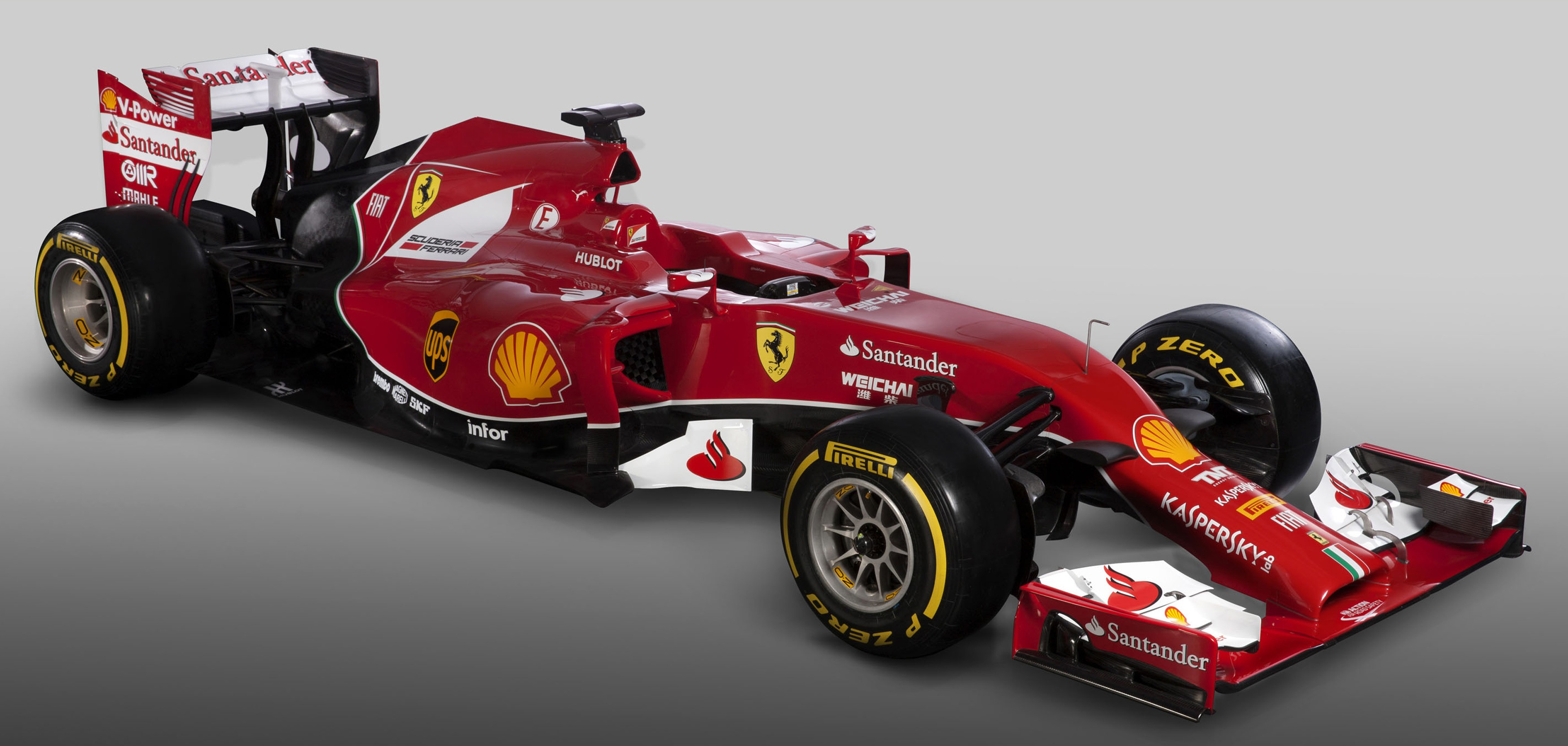 Formula 1 Ferrari Race Car
