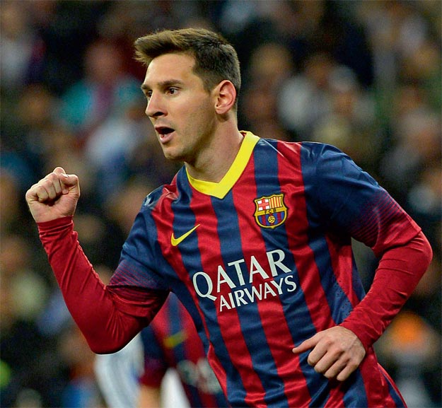 Lionel Messi Football Forward 392.86 Kb