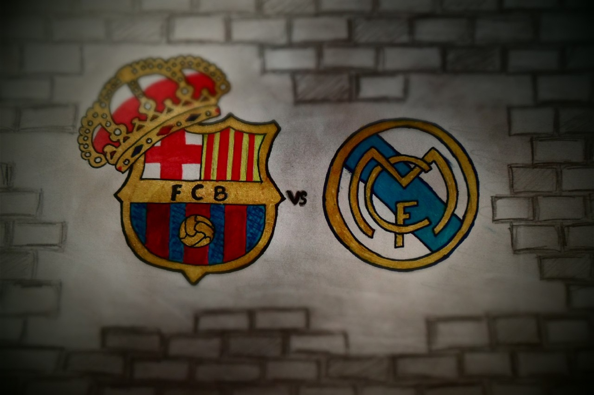 FC Barcelona vs Real Madrid 98.65 Kb
