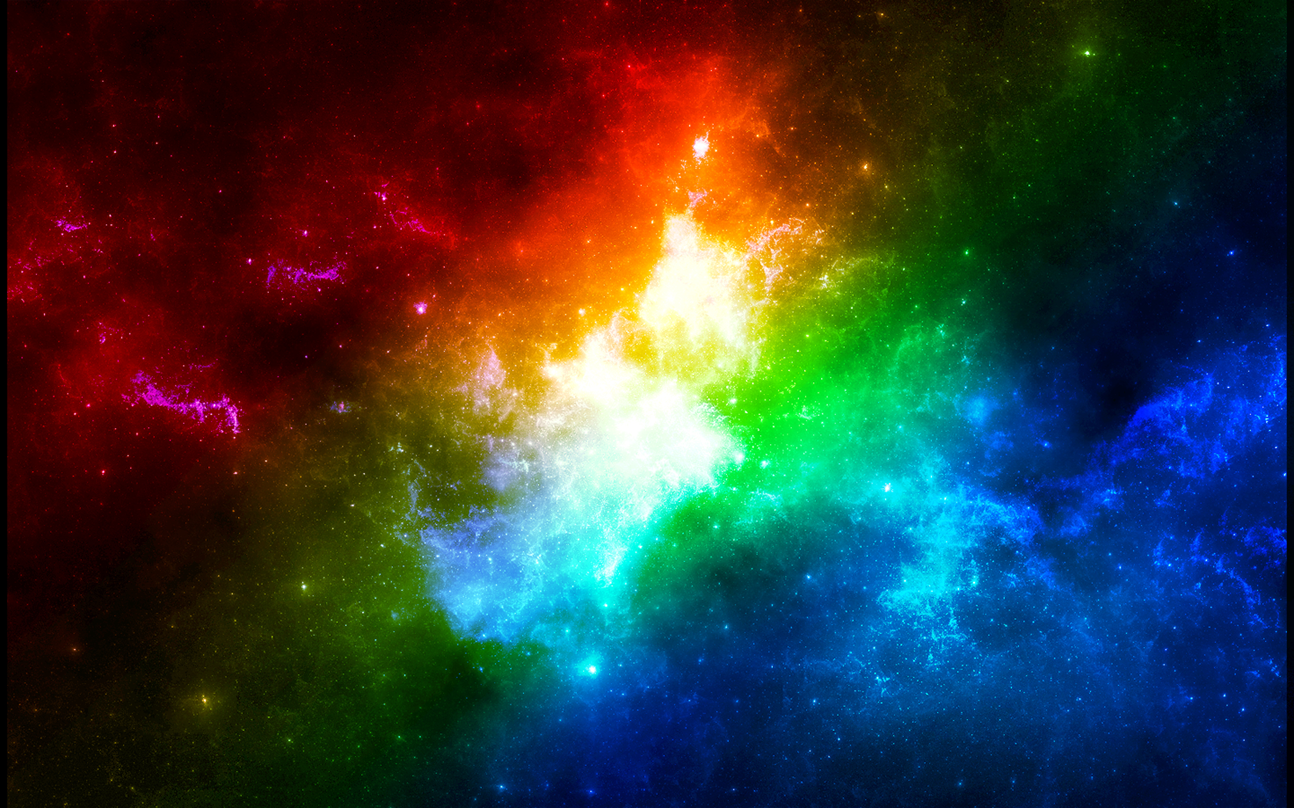 Space Colorful Wallpapers 762.36 Kb